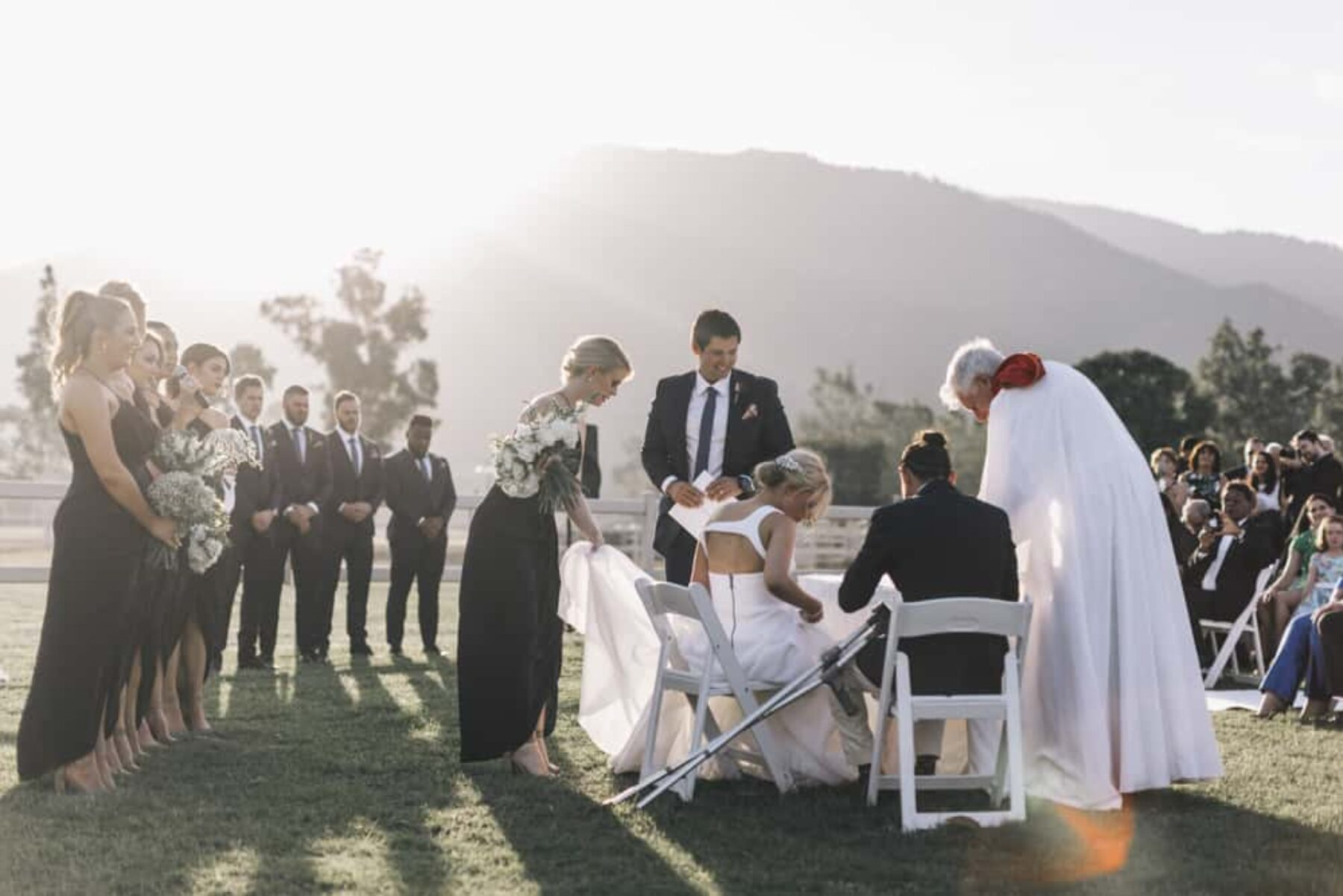 Magical farm wedding, Townsville QLD / Photography by Aleksandar Jason