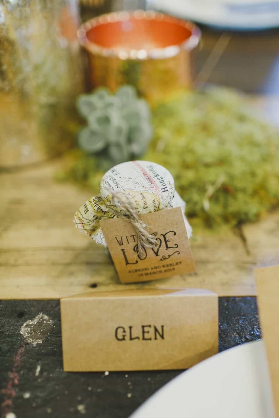 Woodland wedding at Montrose Berry Farm NSW / Nina Claire Photography / Styling by She Designs Events