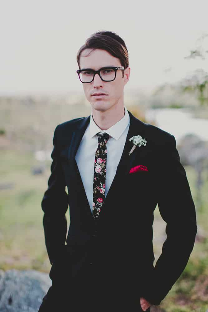 2015's best gressed grooms / hipster groom