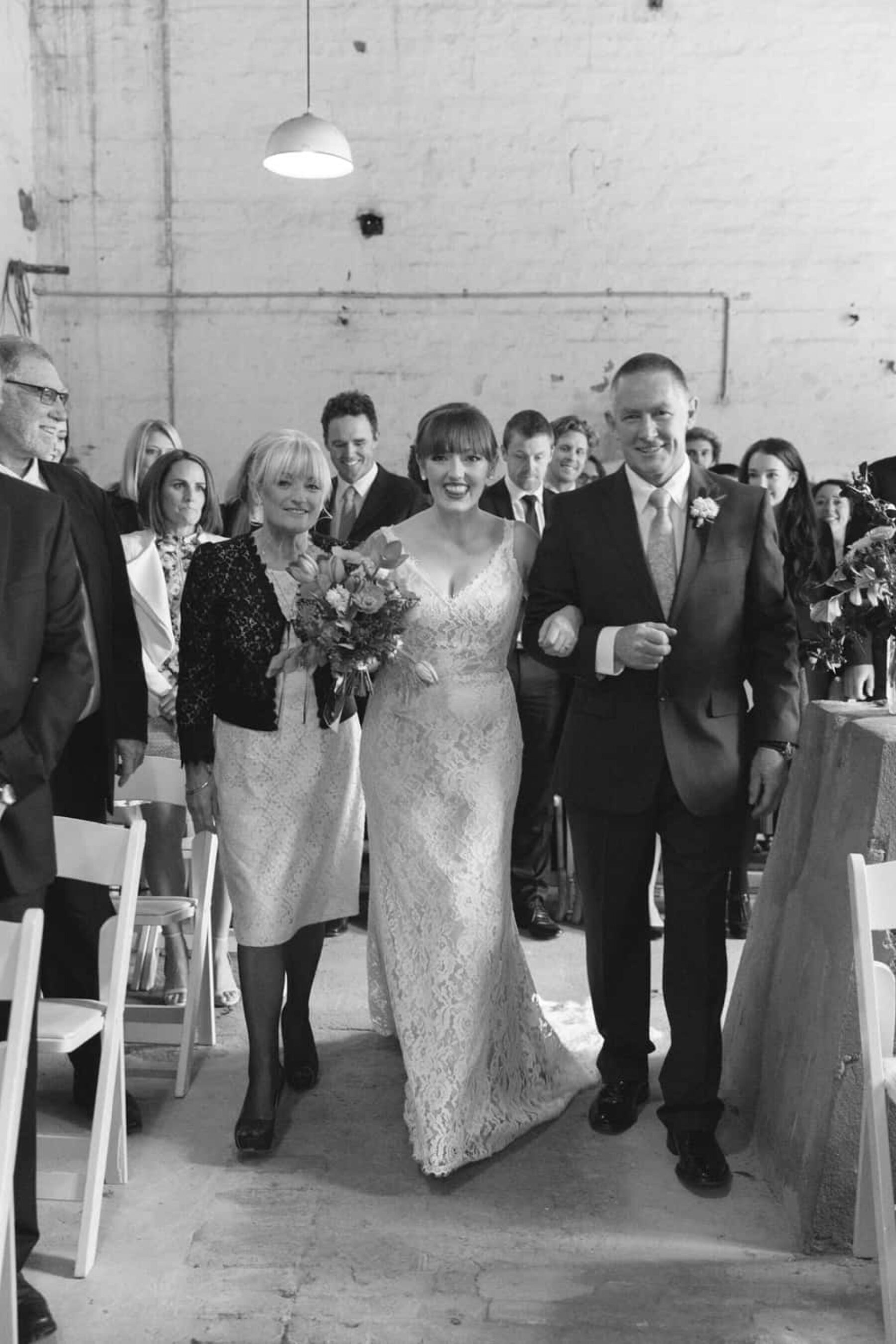 Euroa Butter Factory wedding / Photography by Bri Hammond
