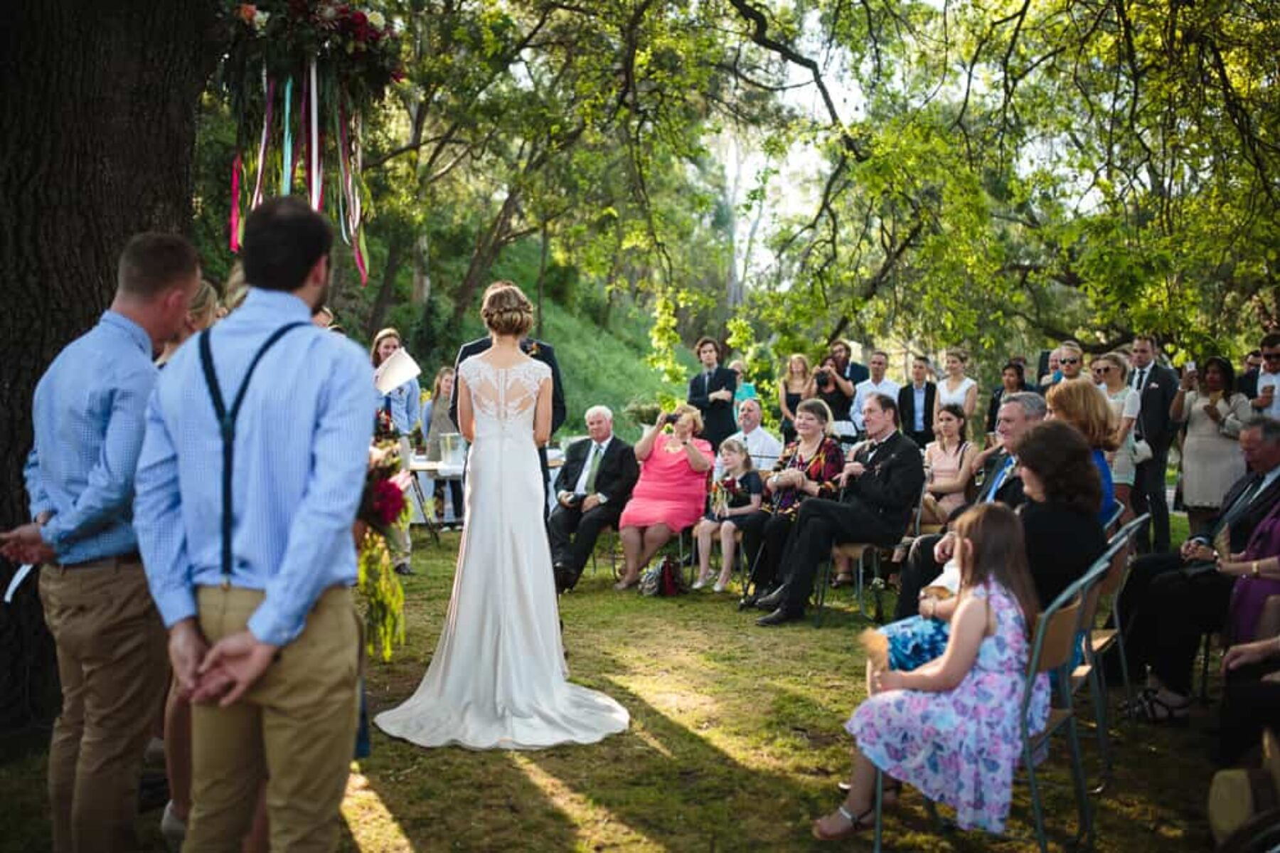 Collingwood Children's Farm Wedding / Photography by Pierre Curry