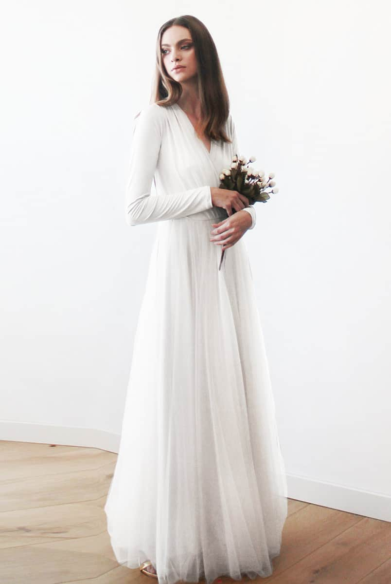 January 39 S Top 5 Wedding Dresses Under 1000