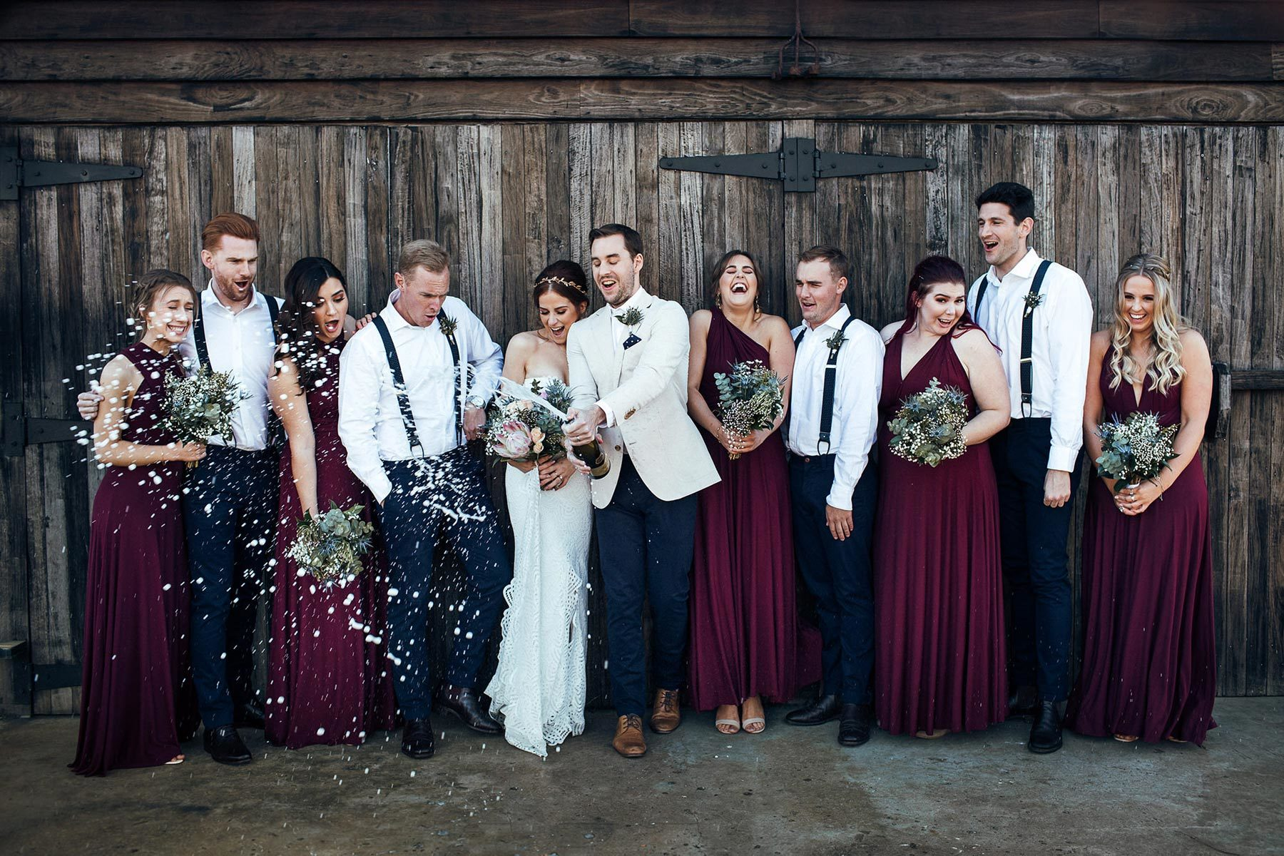 creative Fremantle wedding photographer - We Are All Stardust