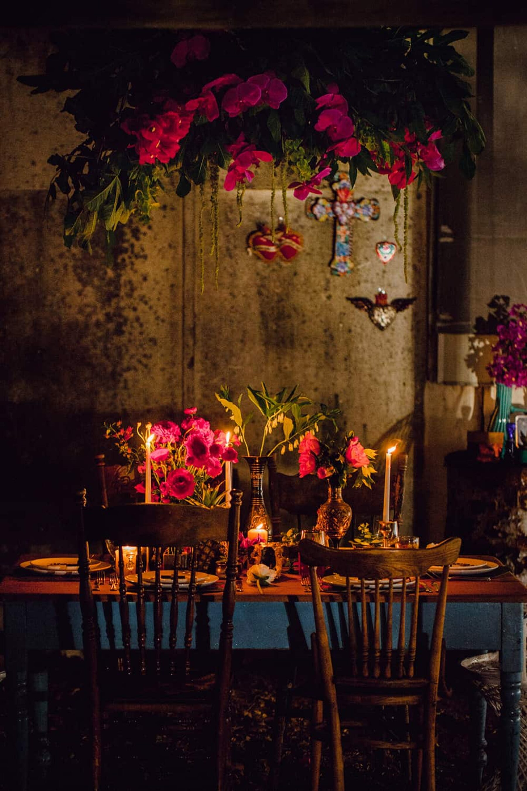 """El Casamiento"" Mexican wedding inspiration"