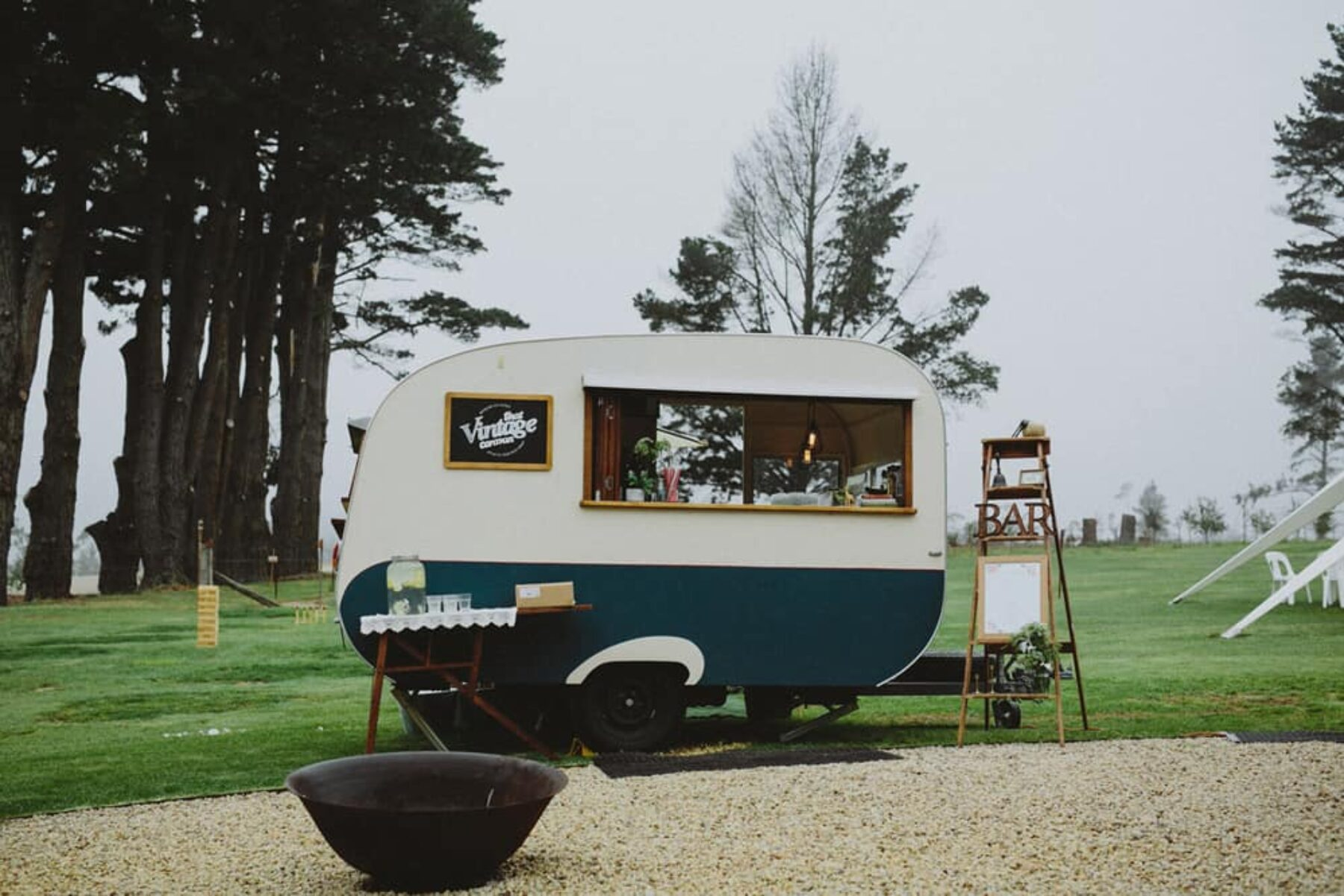 That Vintage Caravan mobile bar