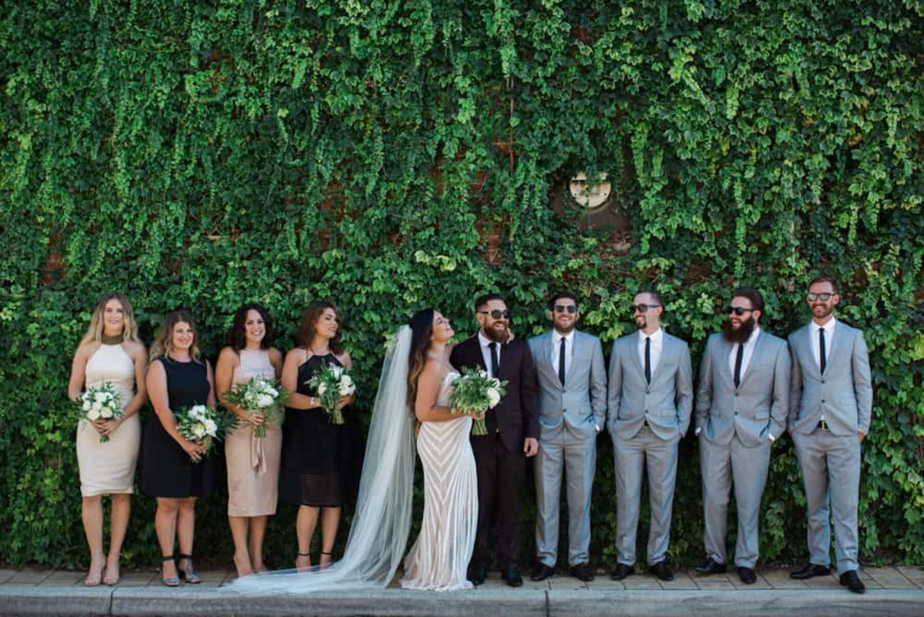 Relaxed Fremantle wedding at Moore & Moore