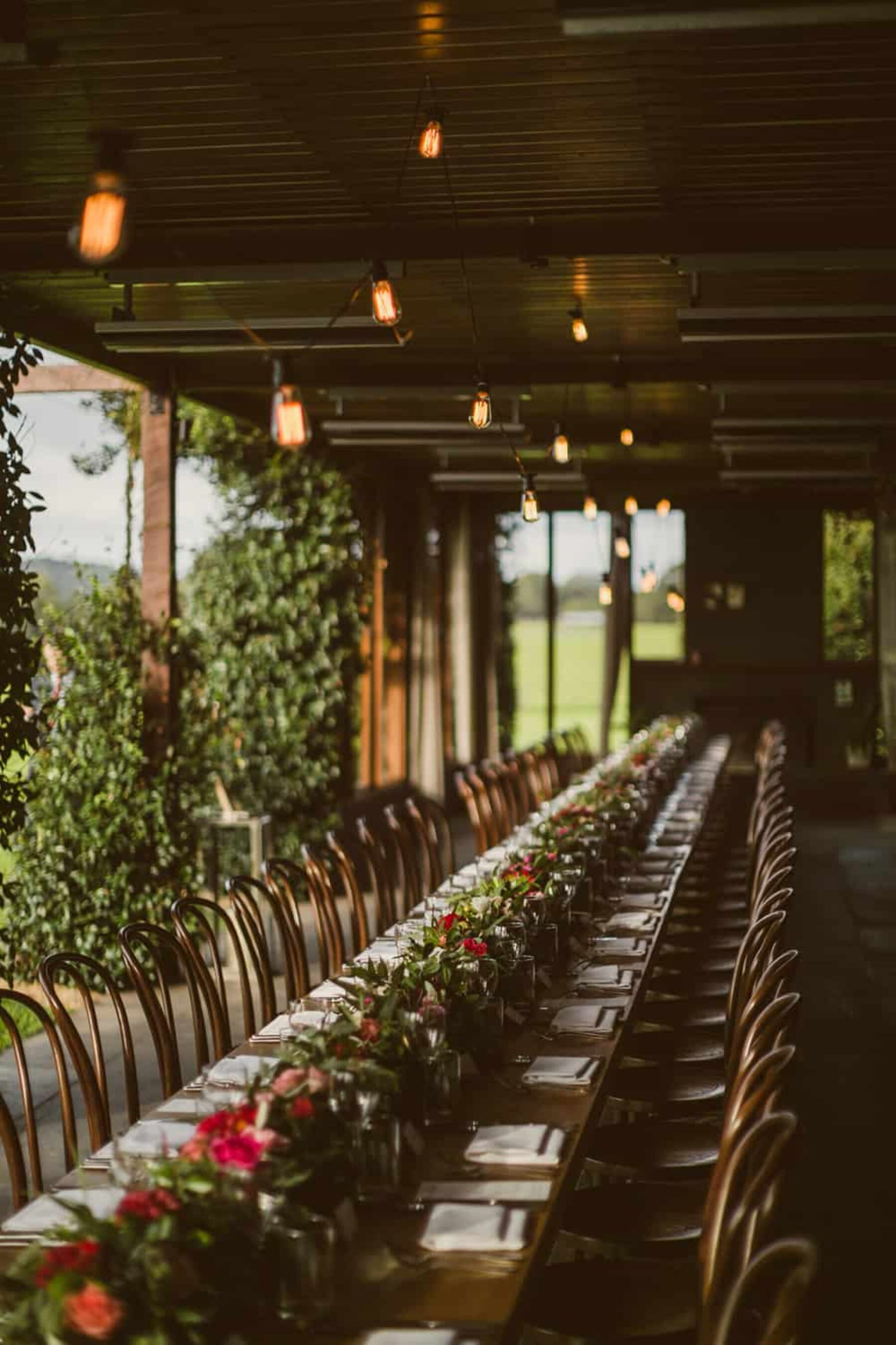 Spicers Peak Lodge Wedding / Photography by Todd Hunter McGaw