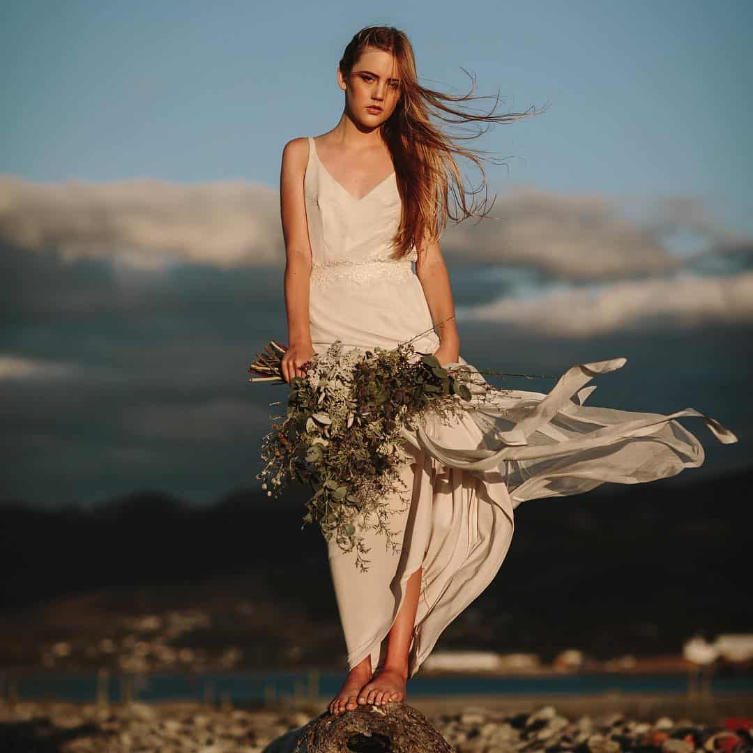 Caroline Campion NZ bridal designer
