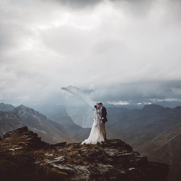 Jim Pollard NZ wedding photographer