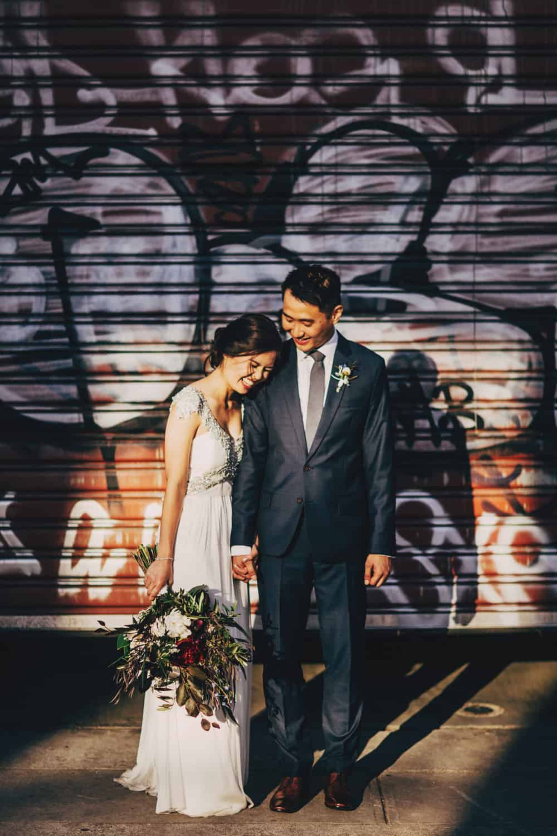 Surprise warehouse wedding in Fitzroy - The Robertsons Photography