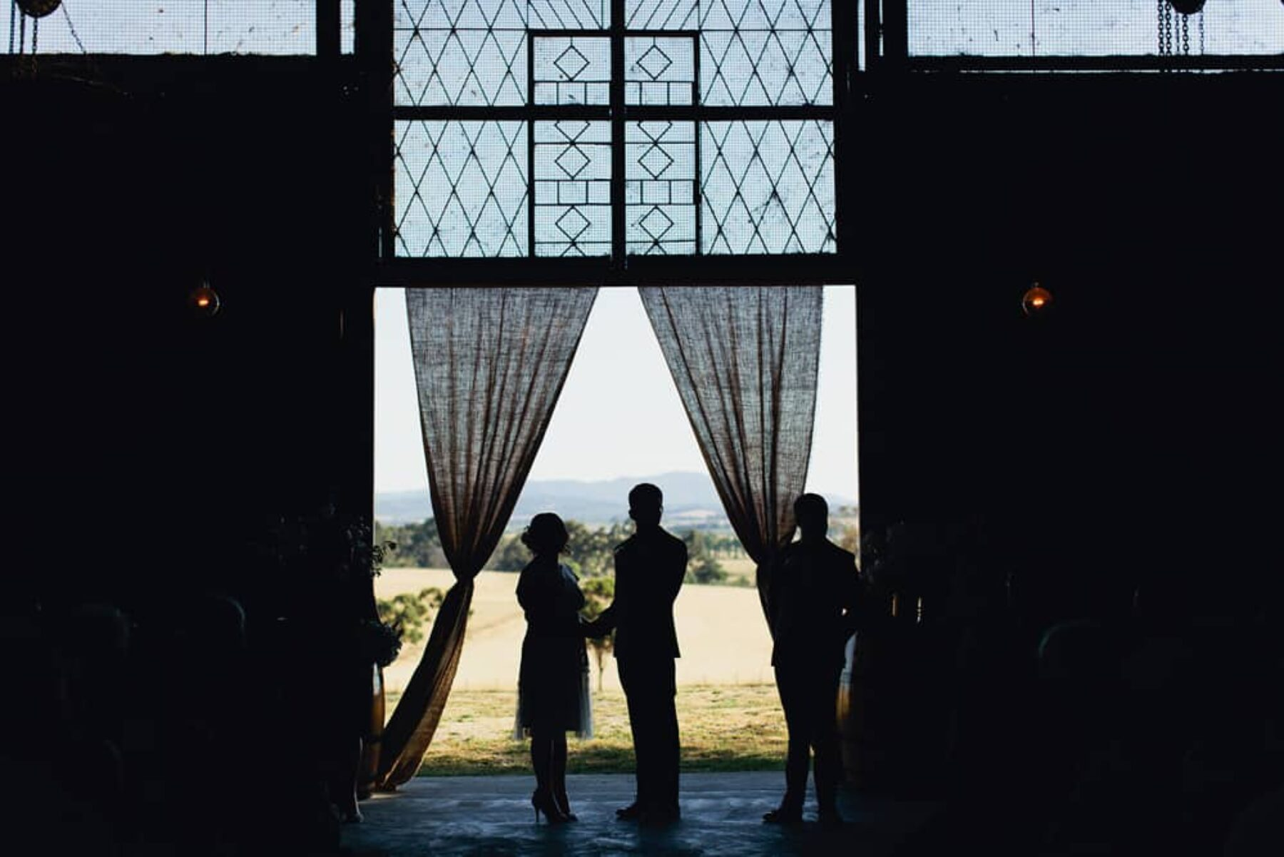 Zonzo Winery wedding - photography by Sayher Heffernan