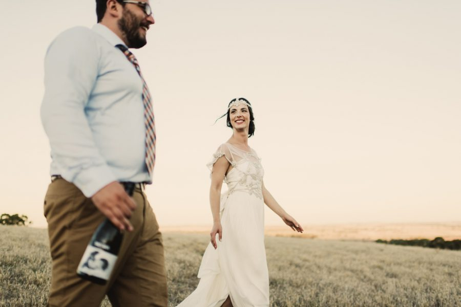 Clare Valley festival wedding by She Takes Pictures He Makes Films