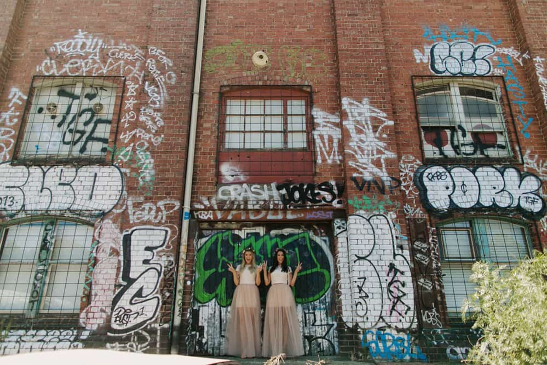 Melbourne warehouse wedding at Kensington Collective