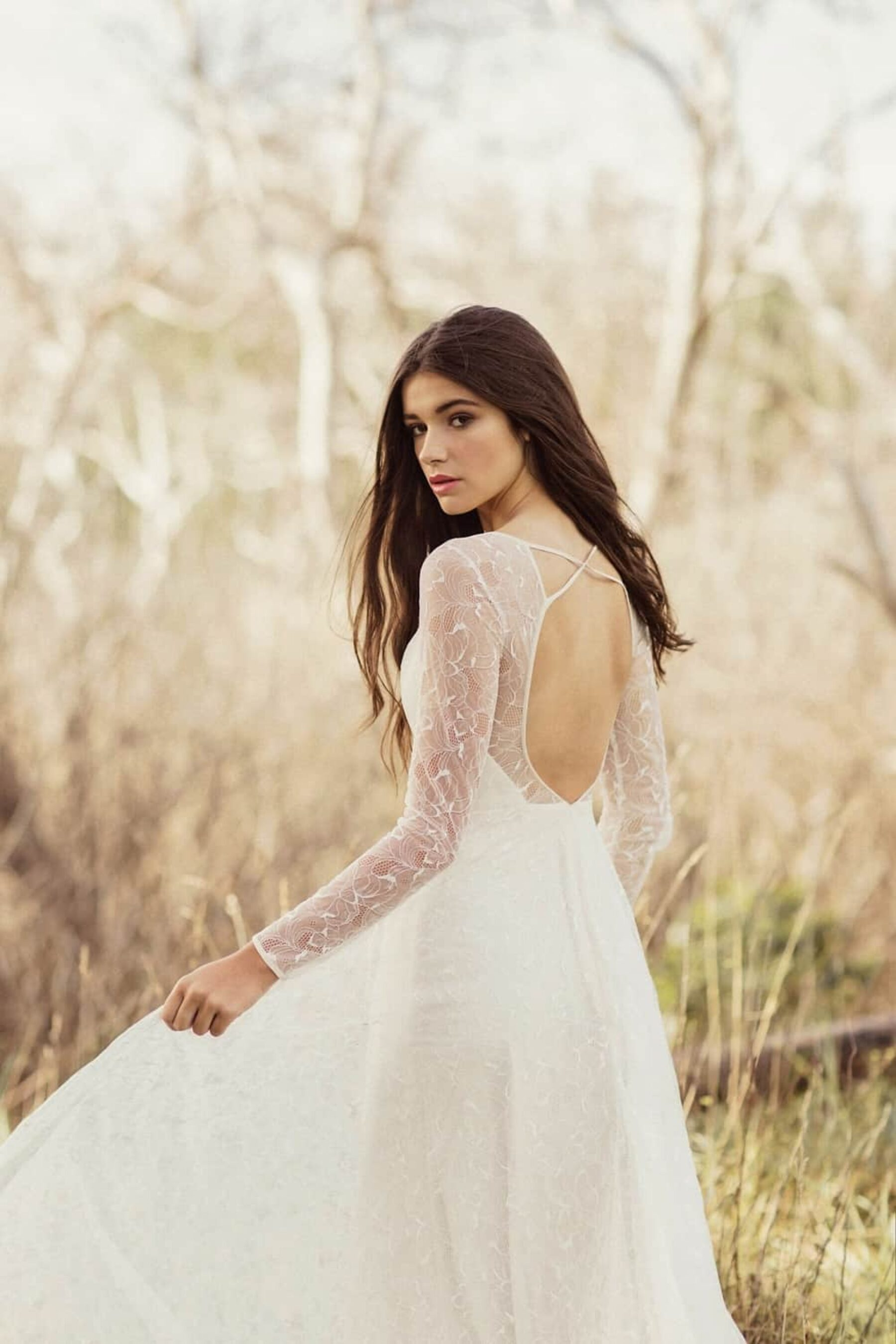 2016 collection by NZ bridal designer Sally Eagle | Photography by Danelle Bohane