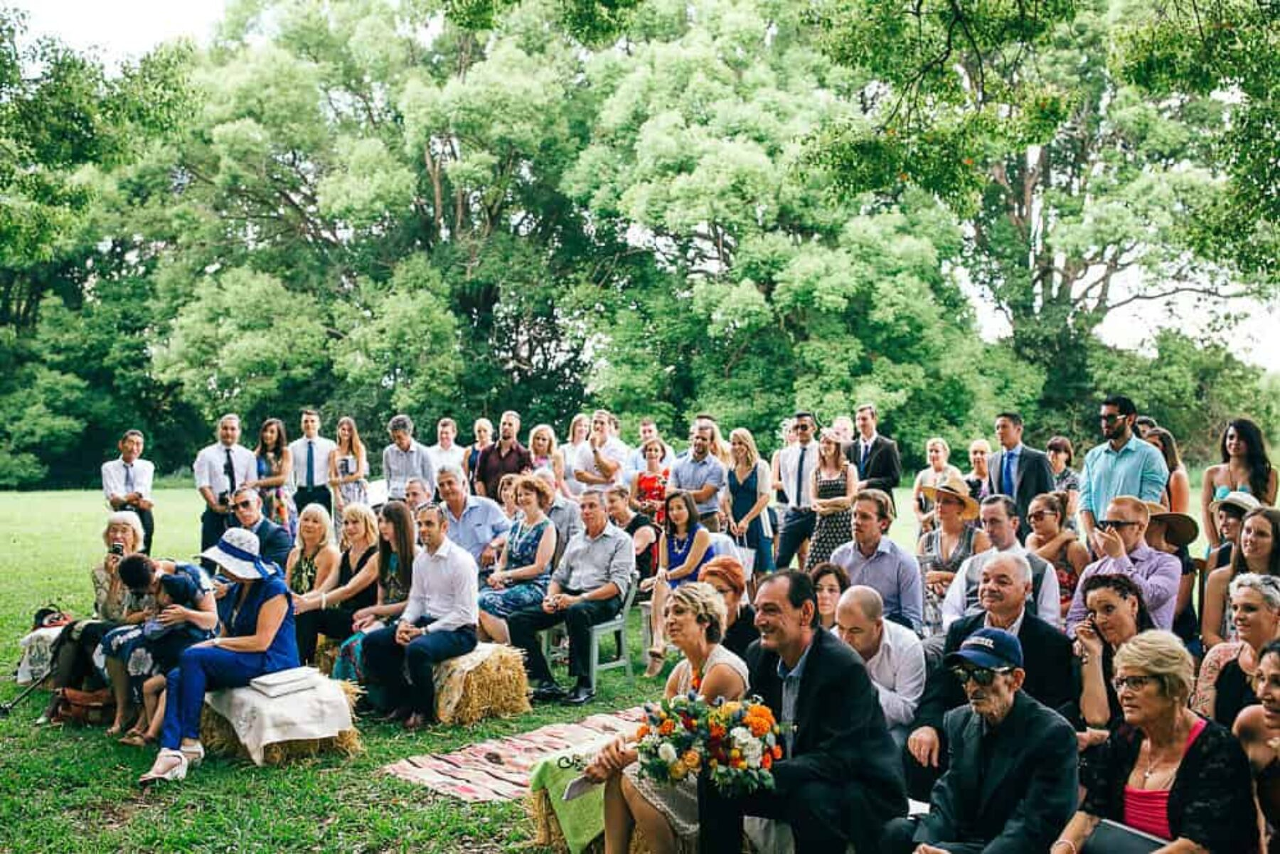 Ewingsdale Hall wedding | Byron Bay wedding photographer Shane Shepherd