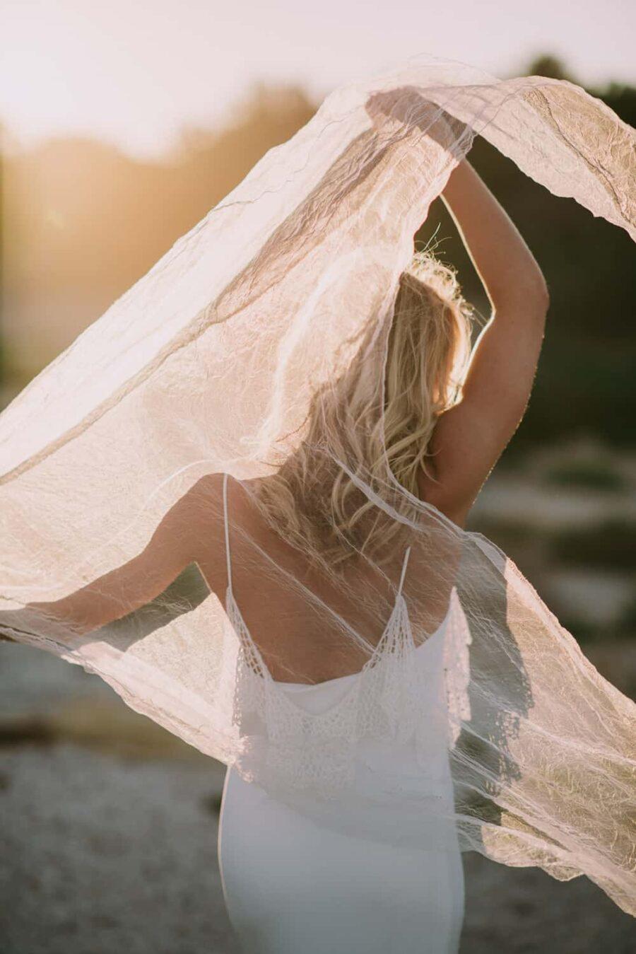Beautiful Dreamer – bohemian beach wedding inspiration