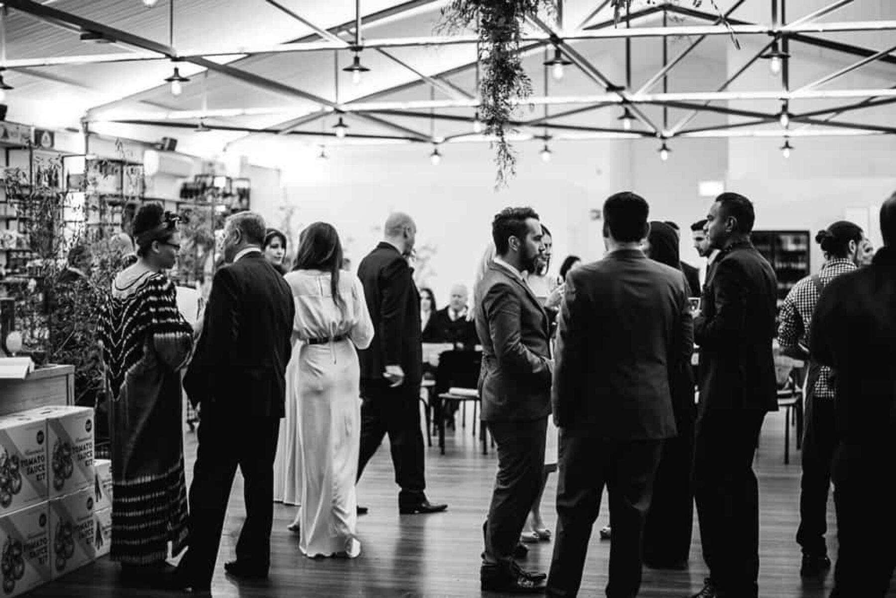 Industrial Collingwood wedding at Craft & Co. photography by Free the Bird