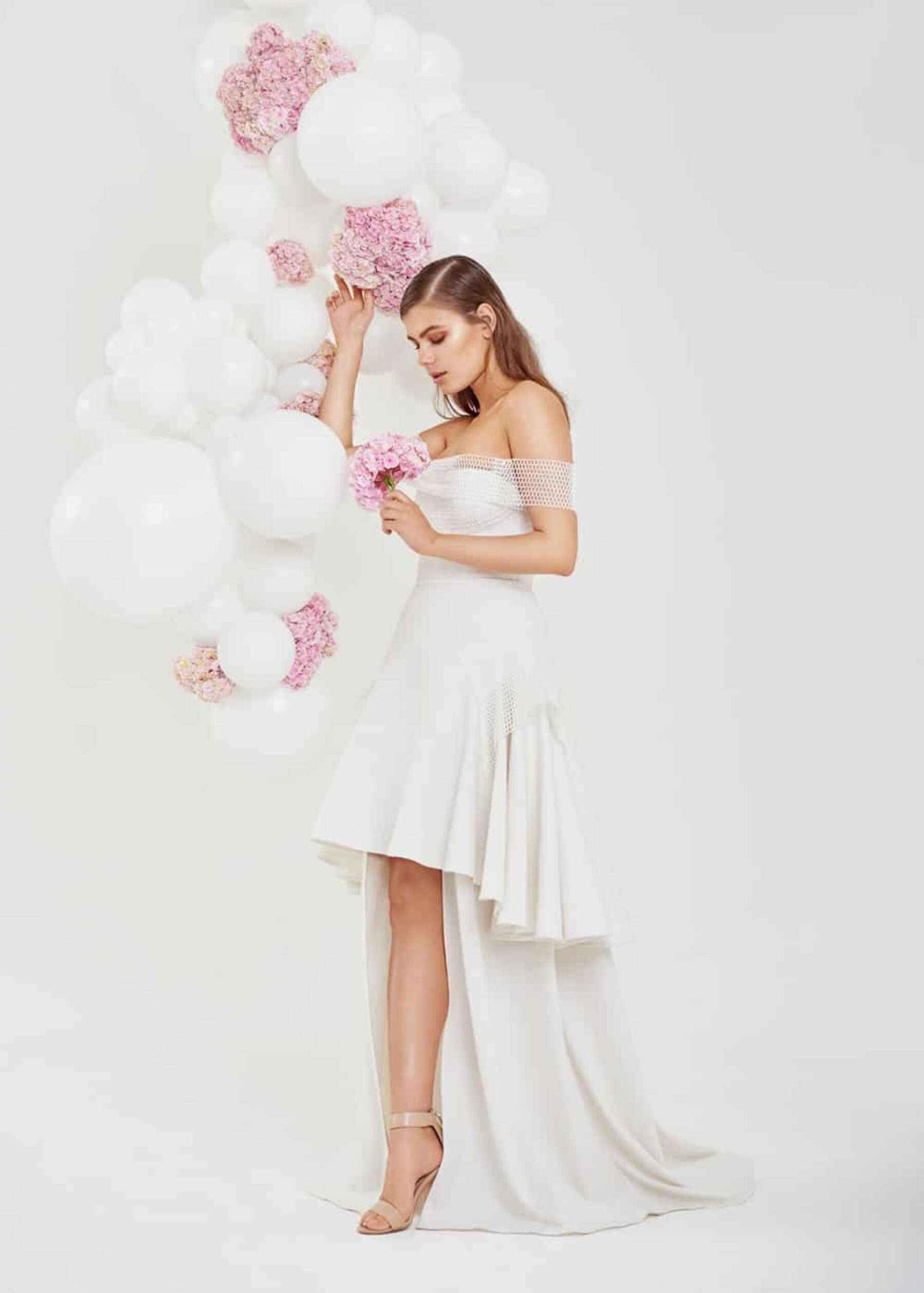 Gravity- 2016 bridal collection by Melbourne designer Georgia Young