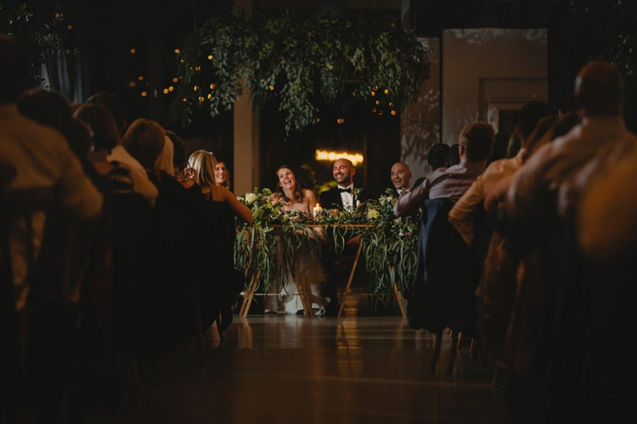Melbourne warehouse wedding at Two Ton Max