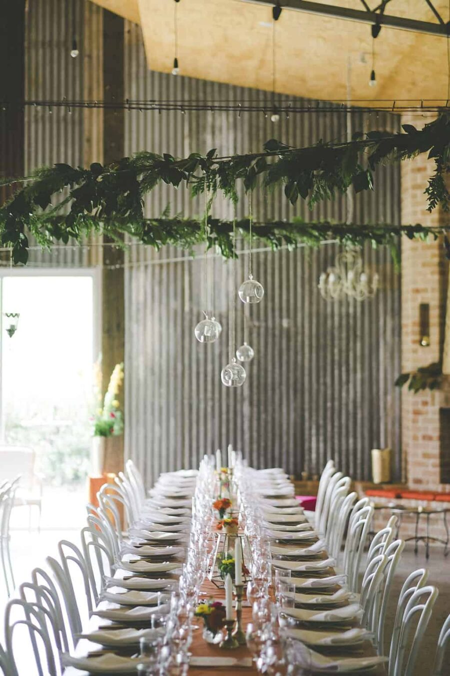 vibrant barn wedding Melross Farm Kangaroo Valley