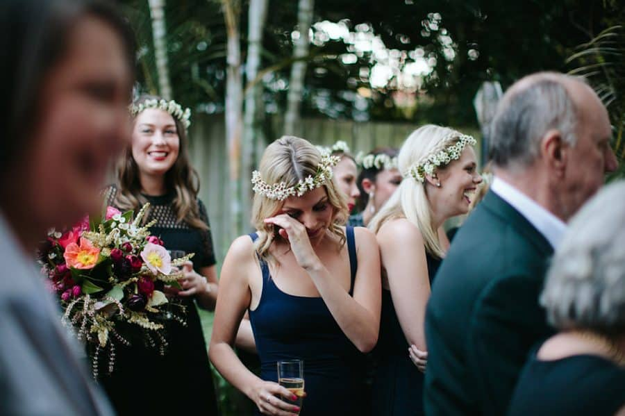 Top 10 weddings of 2016 - backyard Brisbane wedding photography by Brooke Adams