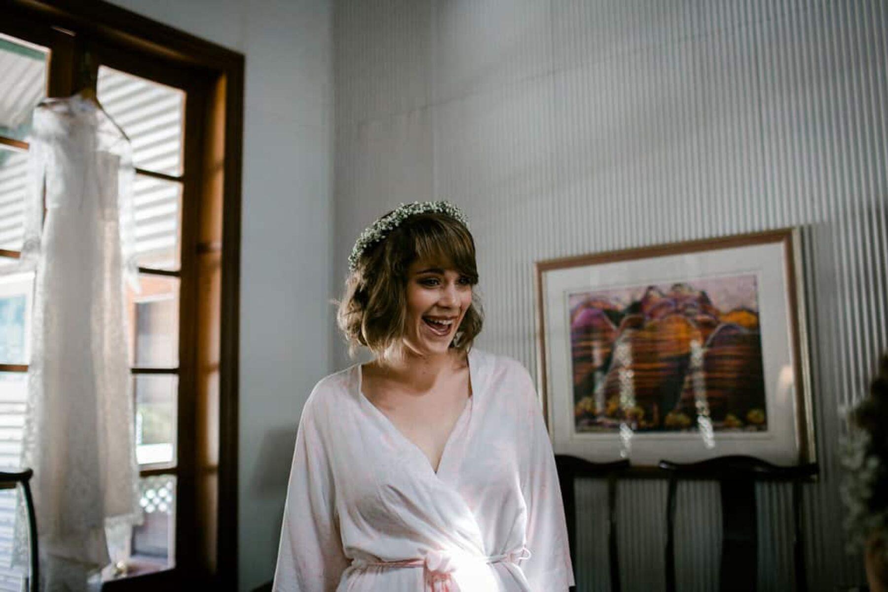 Broome wedding at McAlpine House