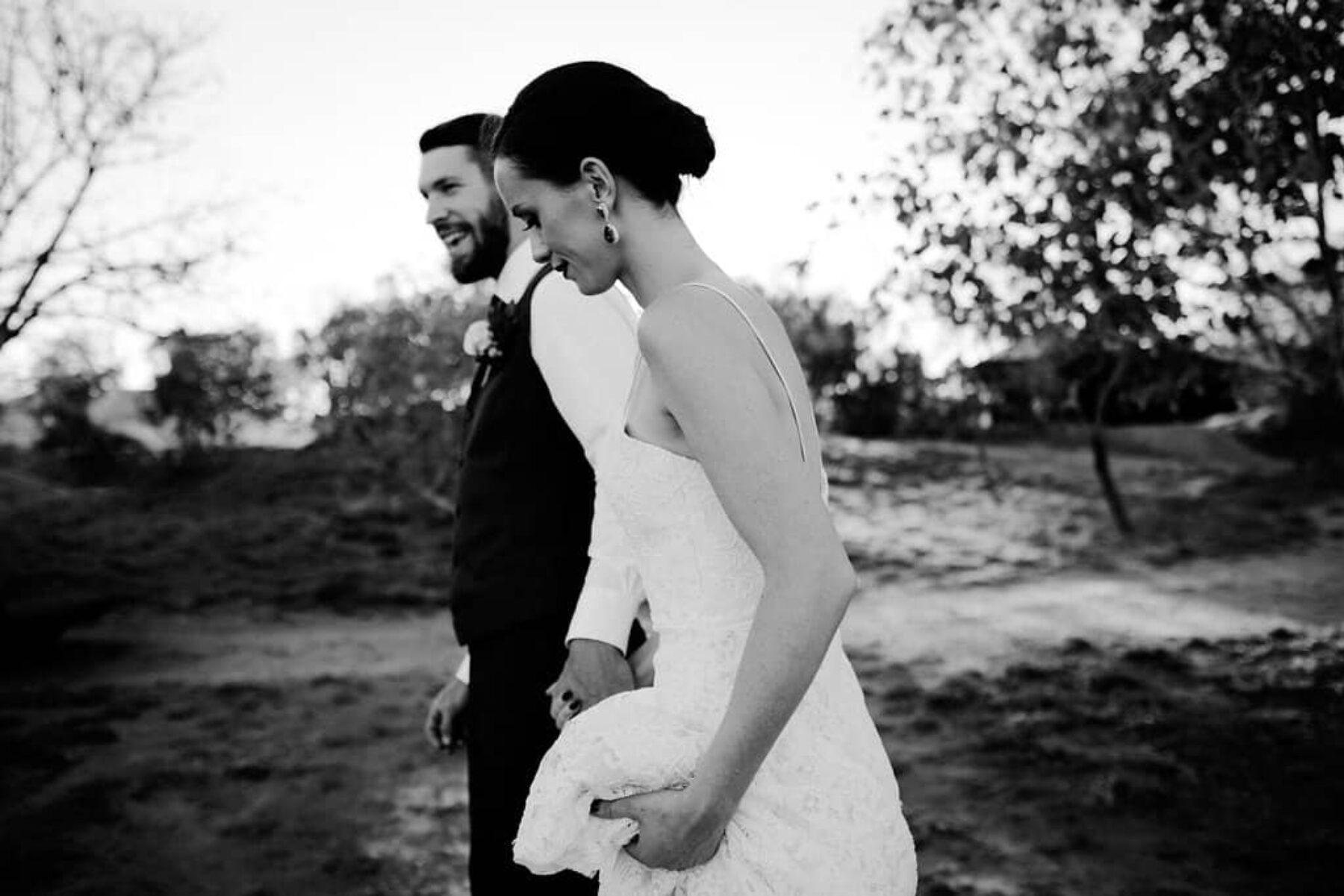 vintage Australiana wedding in Broome WA - Folklore Photography
