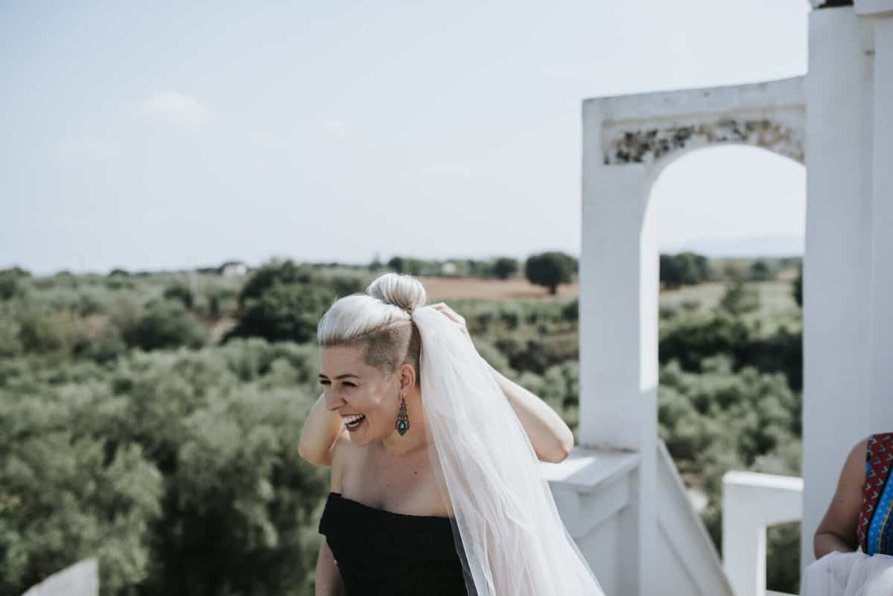 Destination wedding in Puglia Italy - photography by Damien Milan