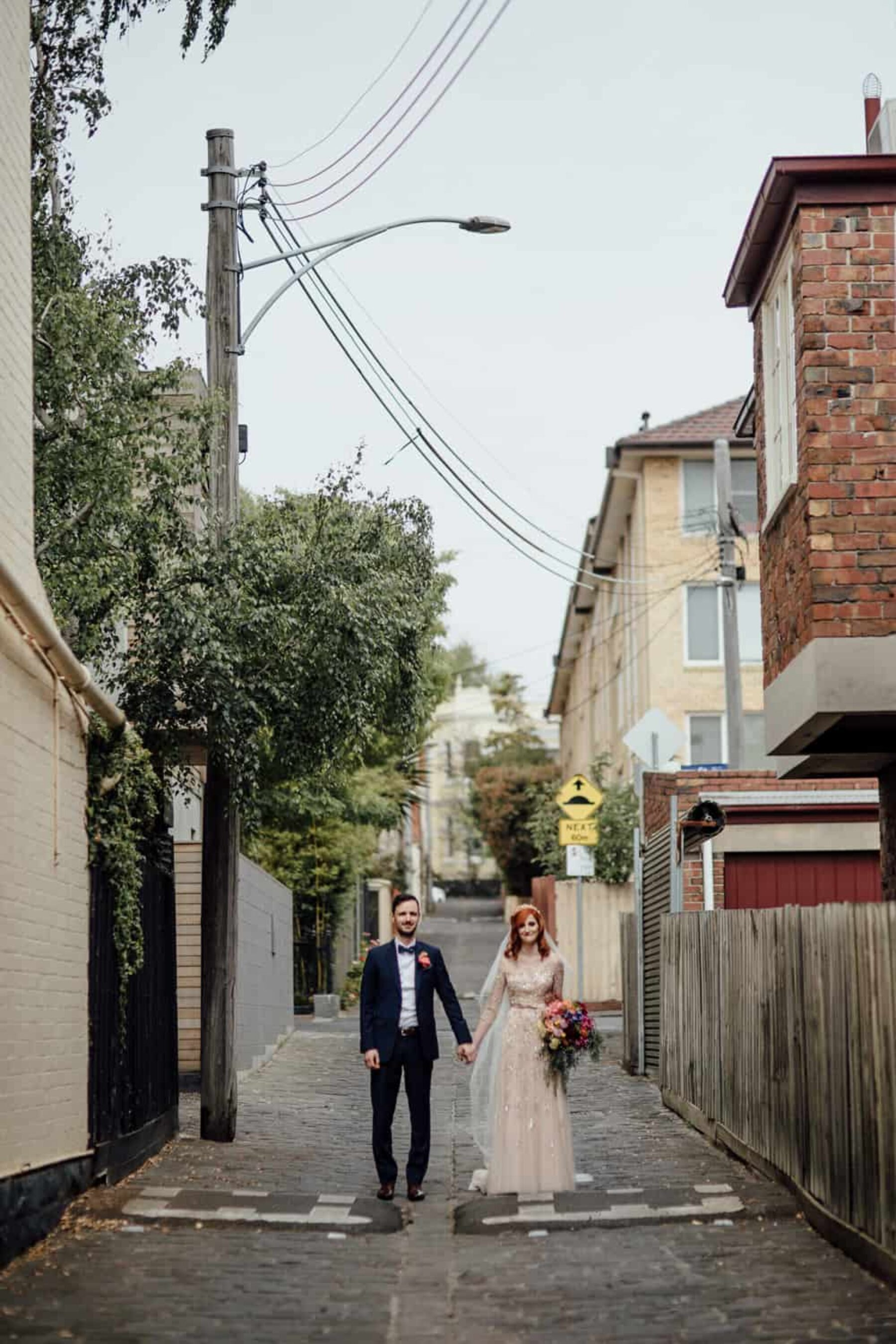art-inspired Melbourne wedding - Free the Bird Photography