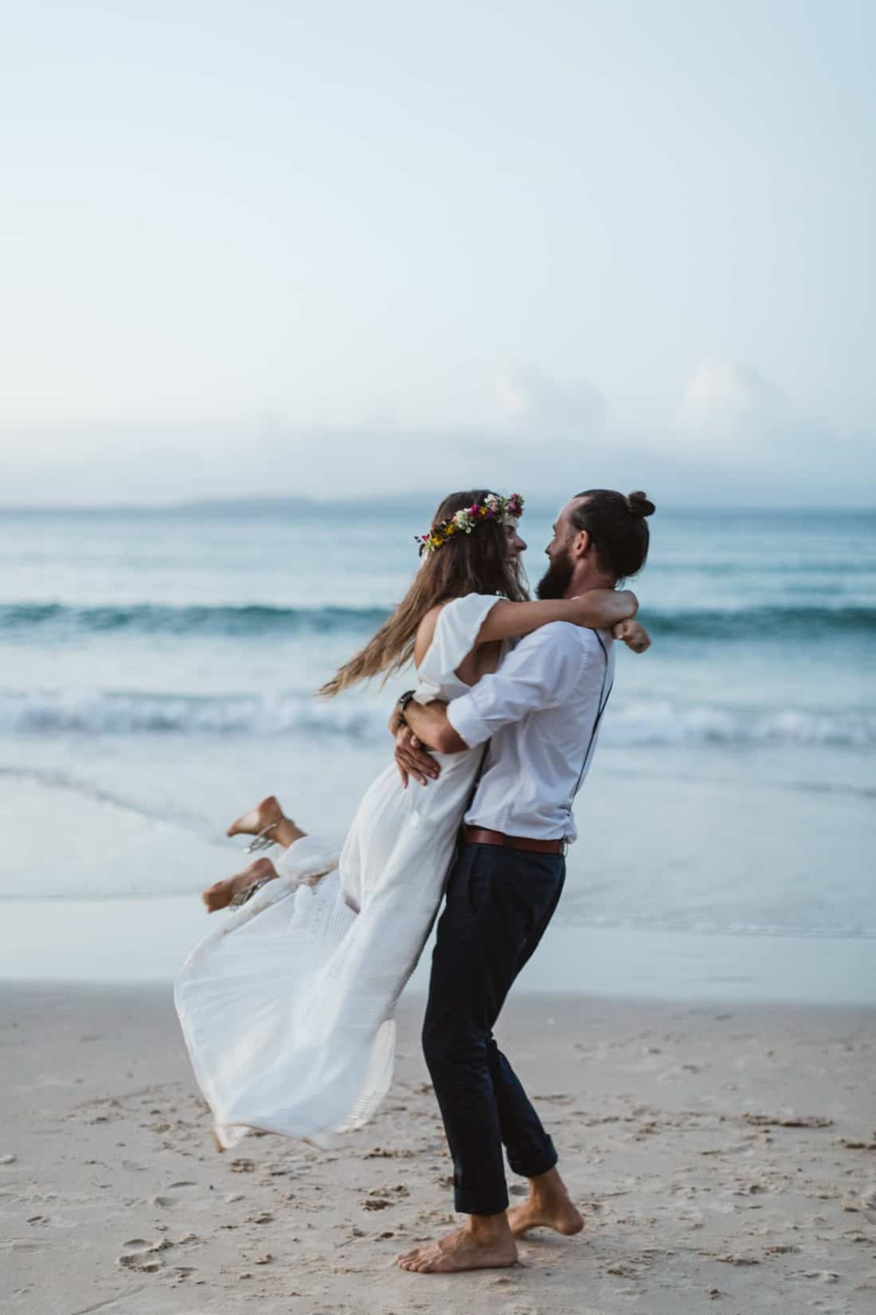 Barefoot Noosa elopement - photography by Janneke Storm