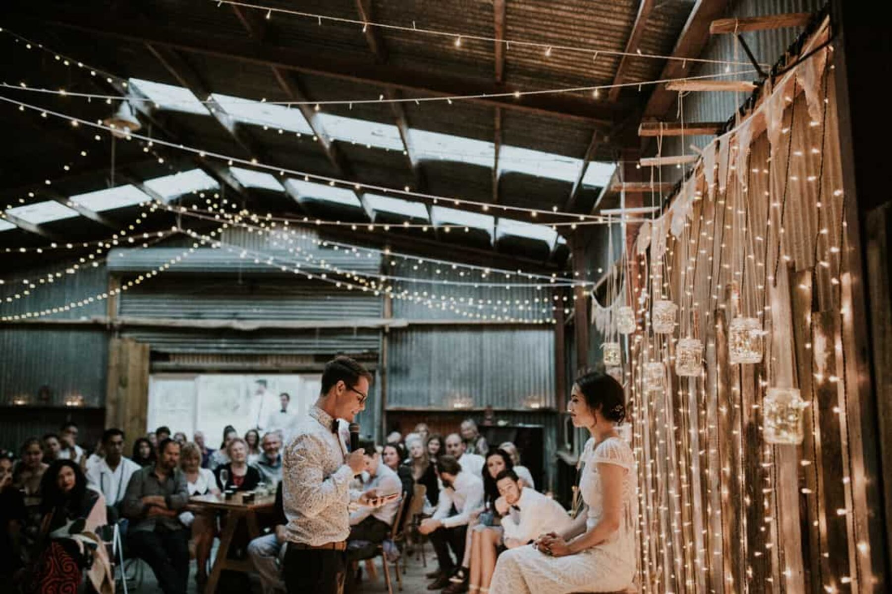 DIY barn wedding in Waimauku NZ - photography by Amy Kate