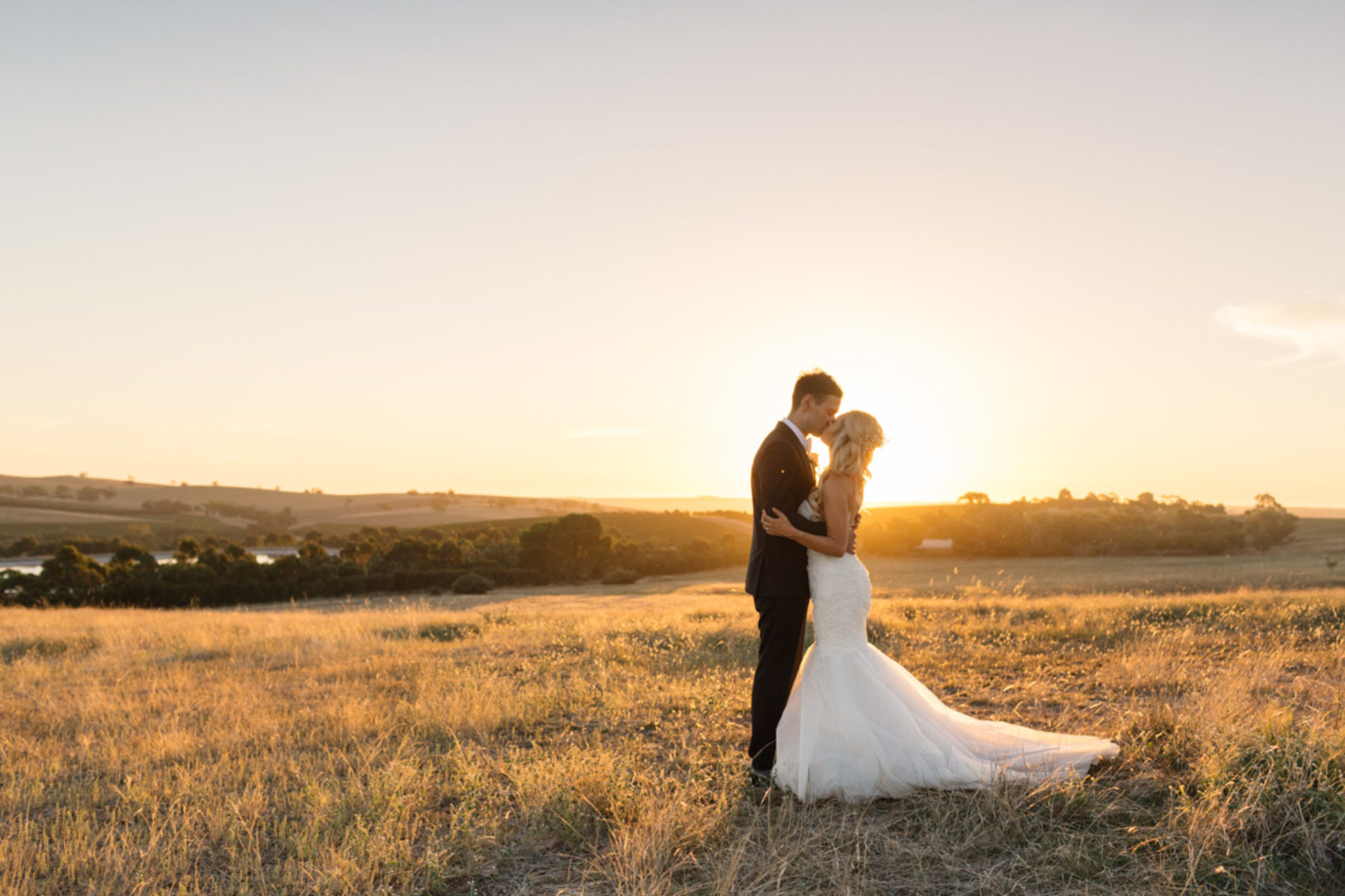 McLaren Vale wedding photographer Wes Beelders