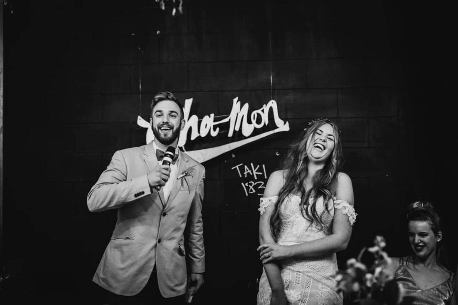 graffiti studio wedding Christchurch - Charlotte Sowman Photography