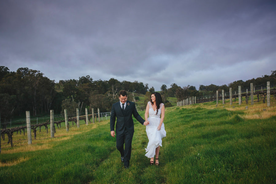 Candid Perth wedding photography - Merge