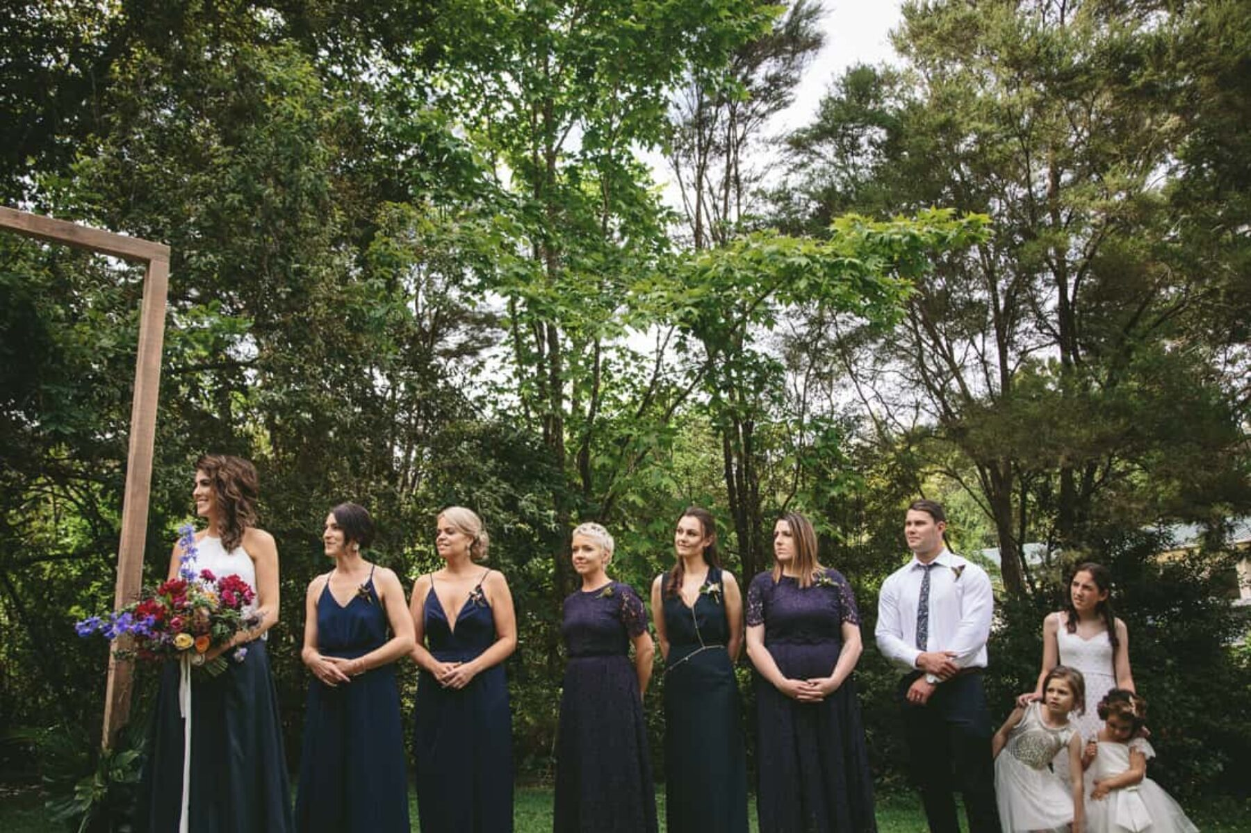 Waitakere Ranges wedding Auckland