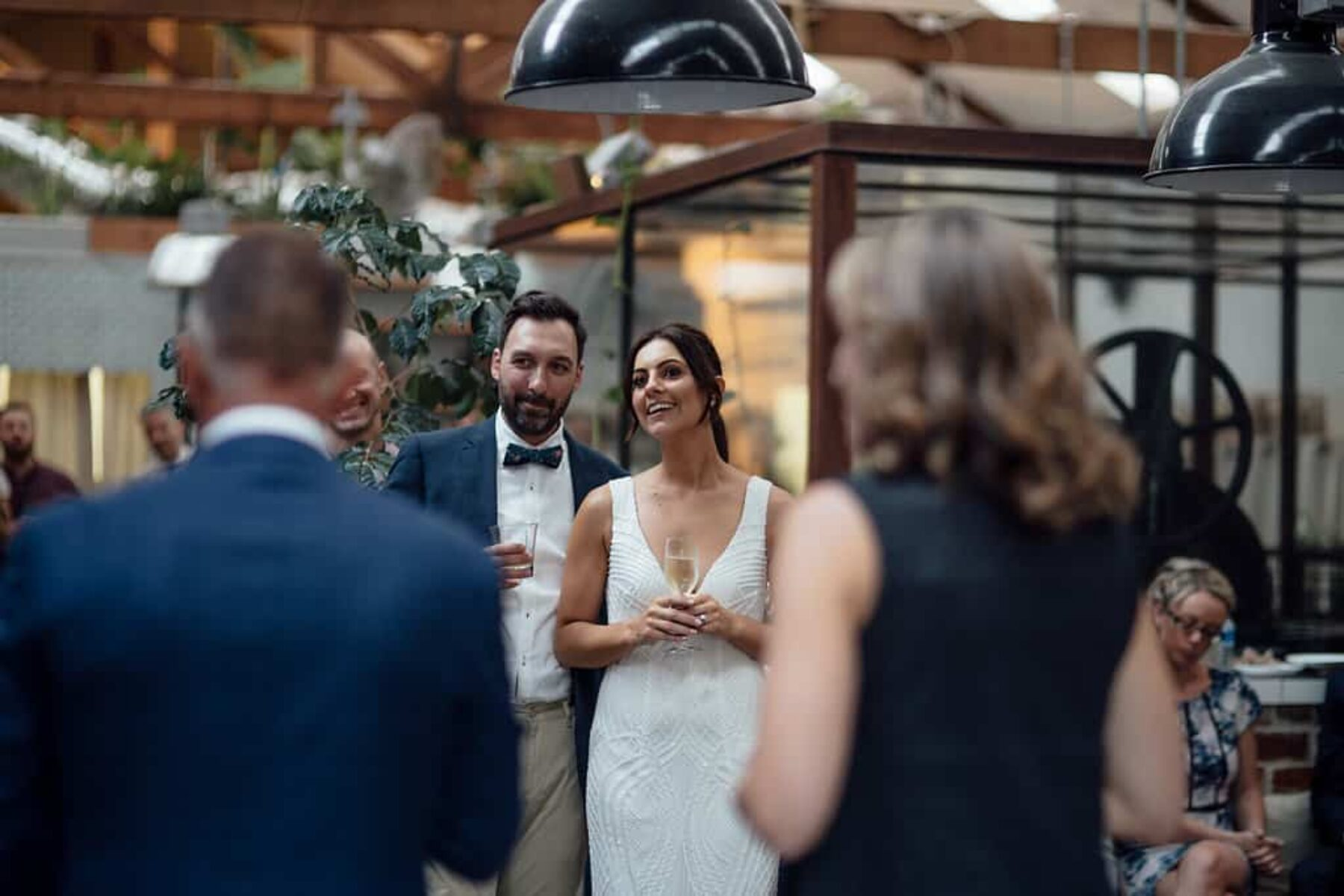East Elevation wedding by Free the Bird Photography