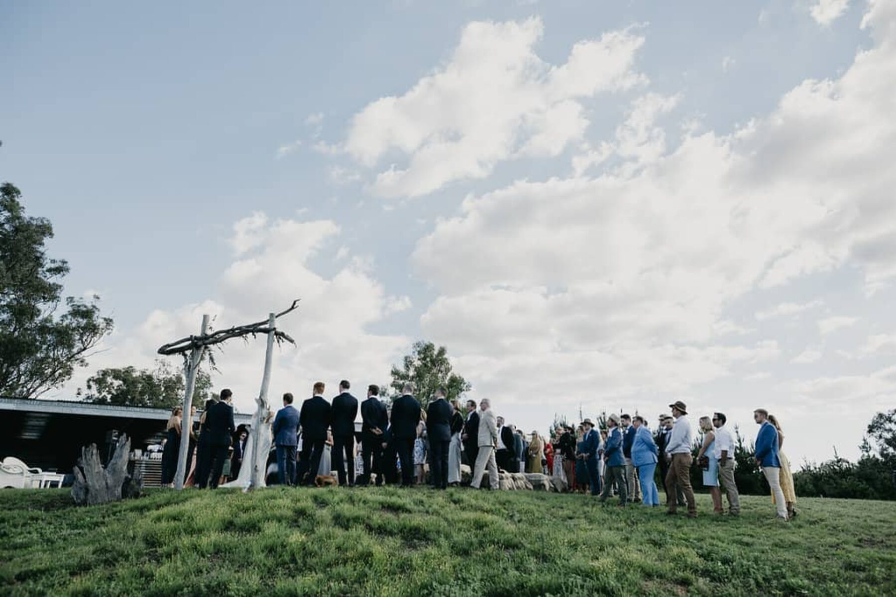 3-day camping festival wedding in the Blue Mountains - Jason Corroto Photography