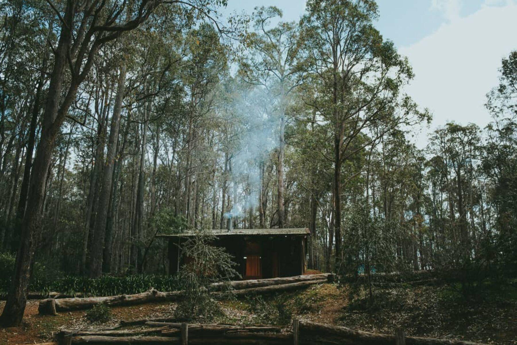 earthy DIY wedding at Nanga Bush Camp