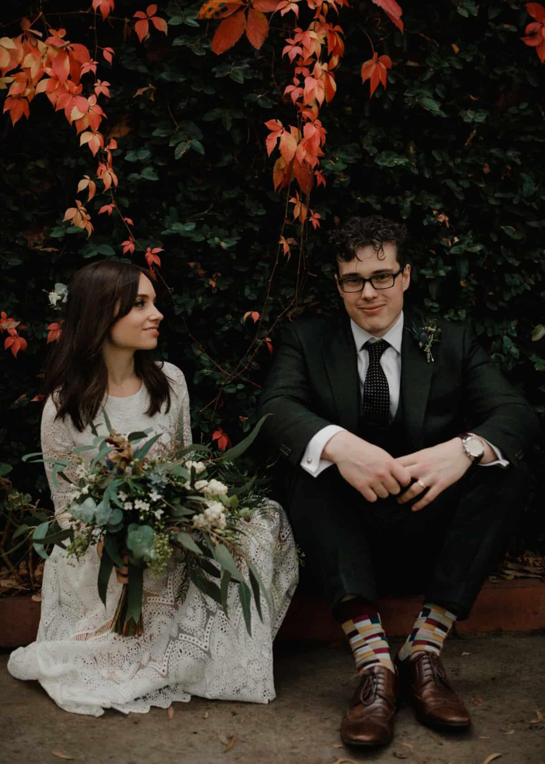 Relaxed pub wedding at The Fitzroy Pinnacle - Matt Godkin Photography
