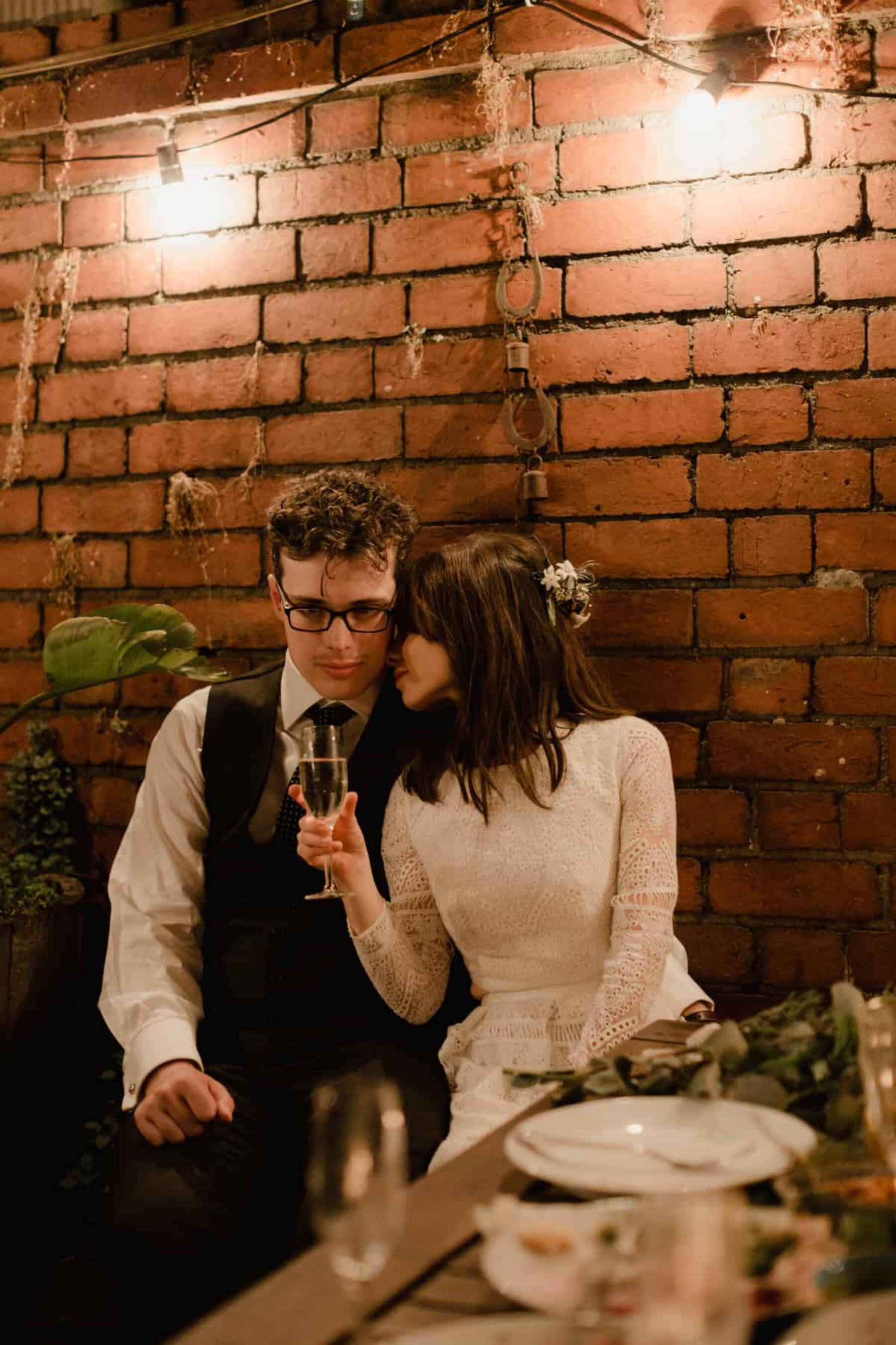 Relaxed pub wedding at The Fitzroy Pinnacle - Matt Godkin Photography