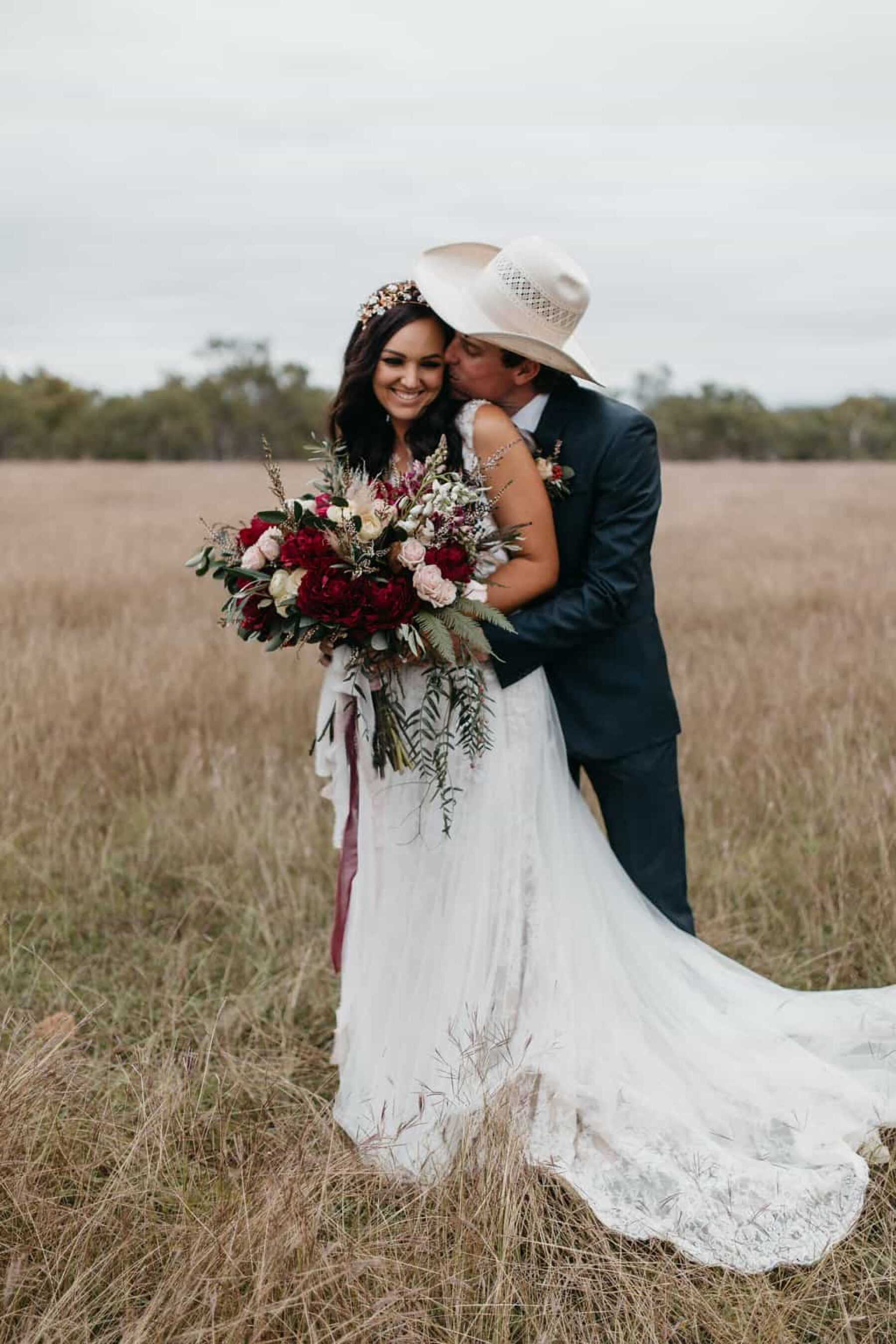 Glam cattle station wedding, Townsville QLD - Photography by SB Creative Co