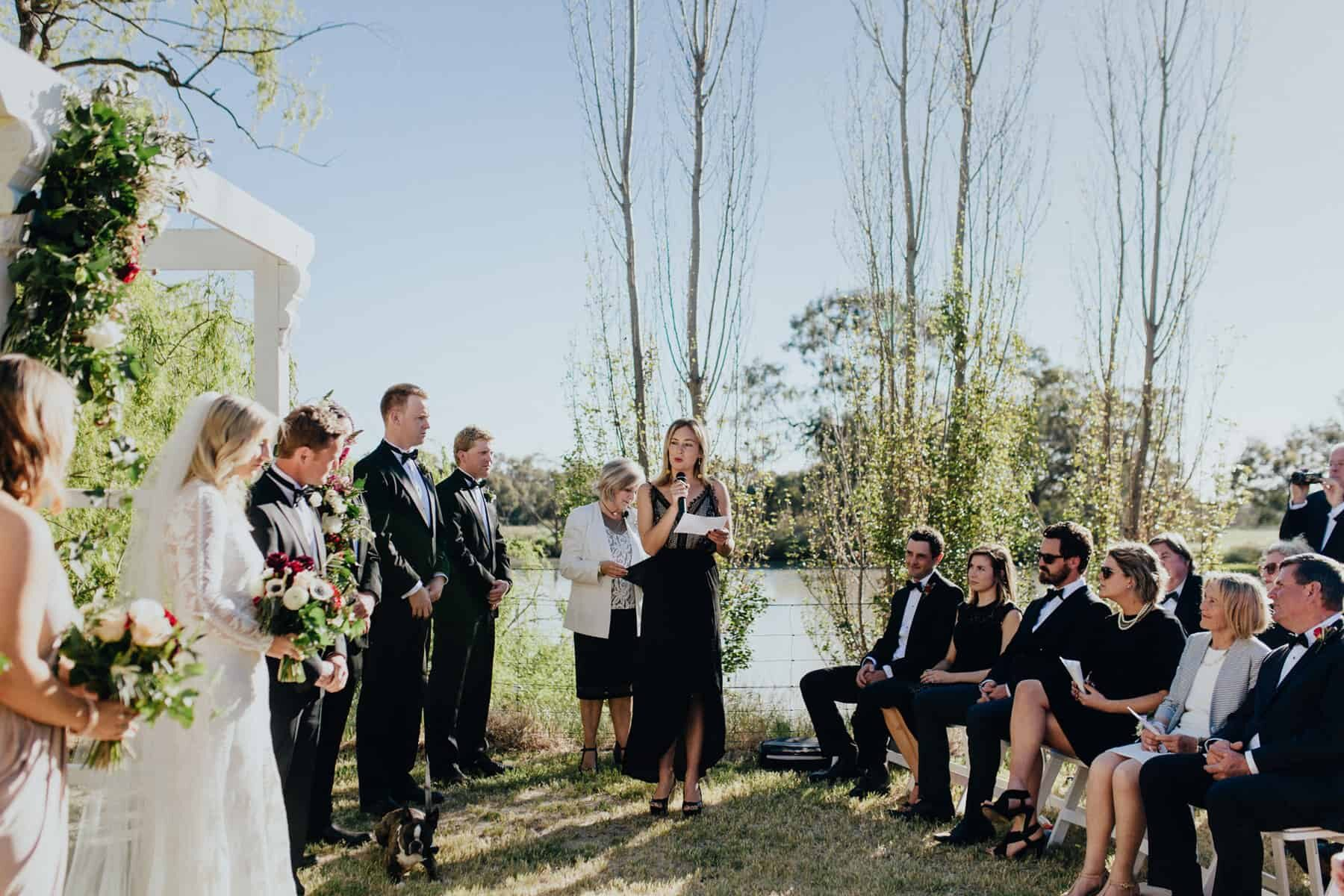DIY farm wedding on a NSW sheep station - Long Way Home Photography