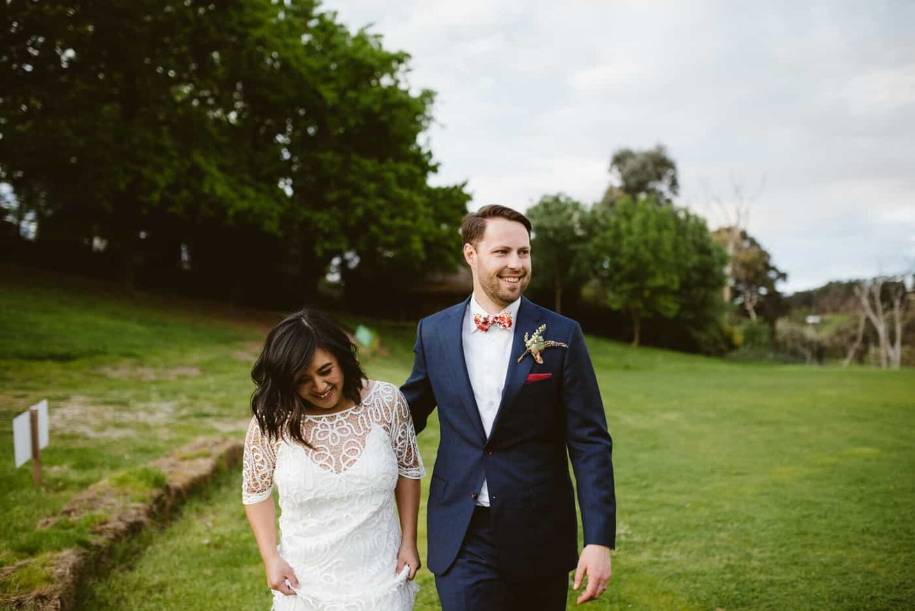 Rustic wedding at The Farm Yarra Valley - photography by Motta Weddings