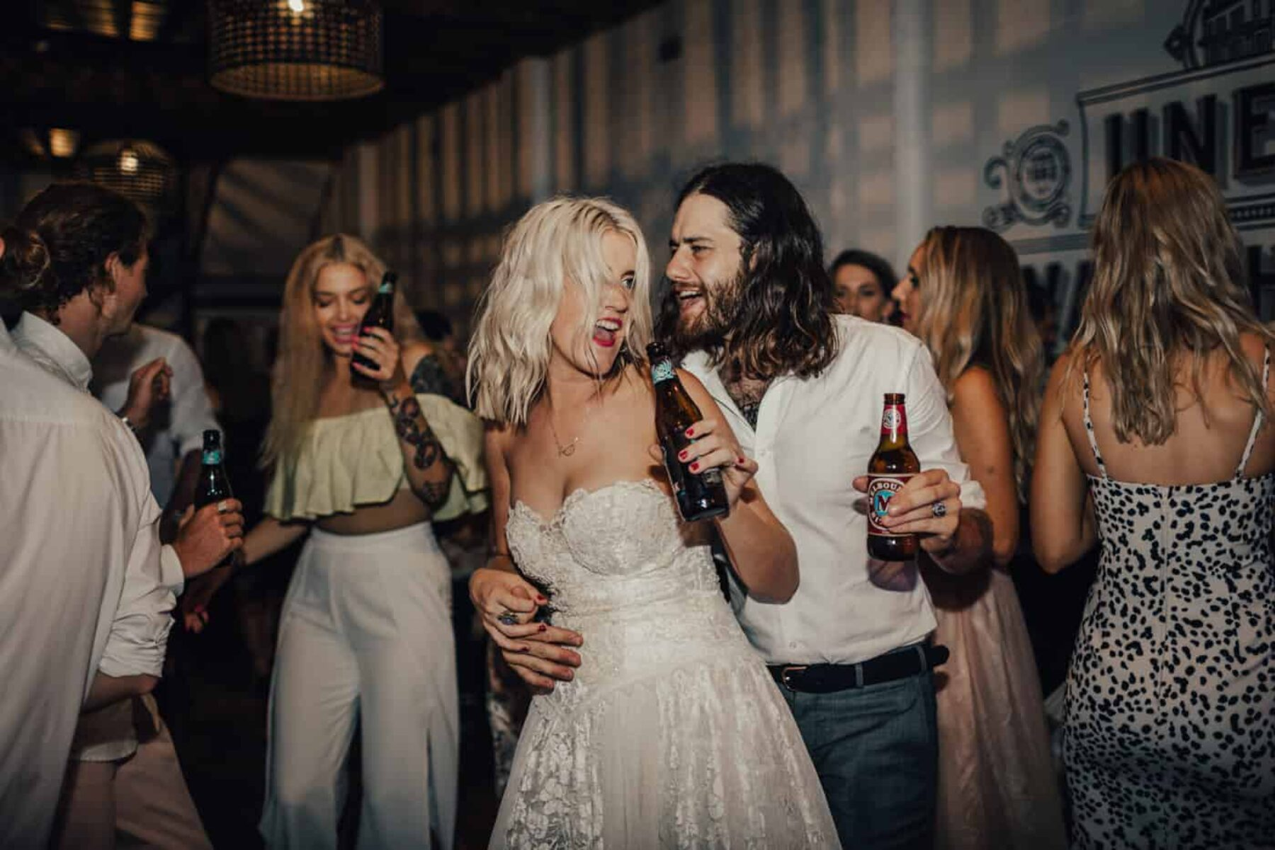 Boho wedding at Uneke Warehouse in Wagga Wagga NSW - Tilly Clifford Photography