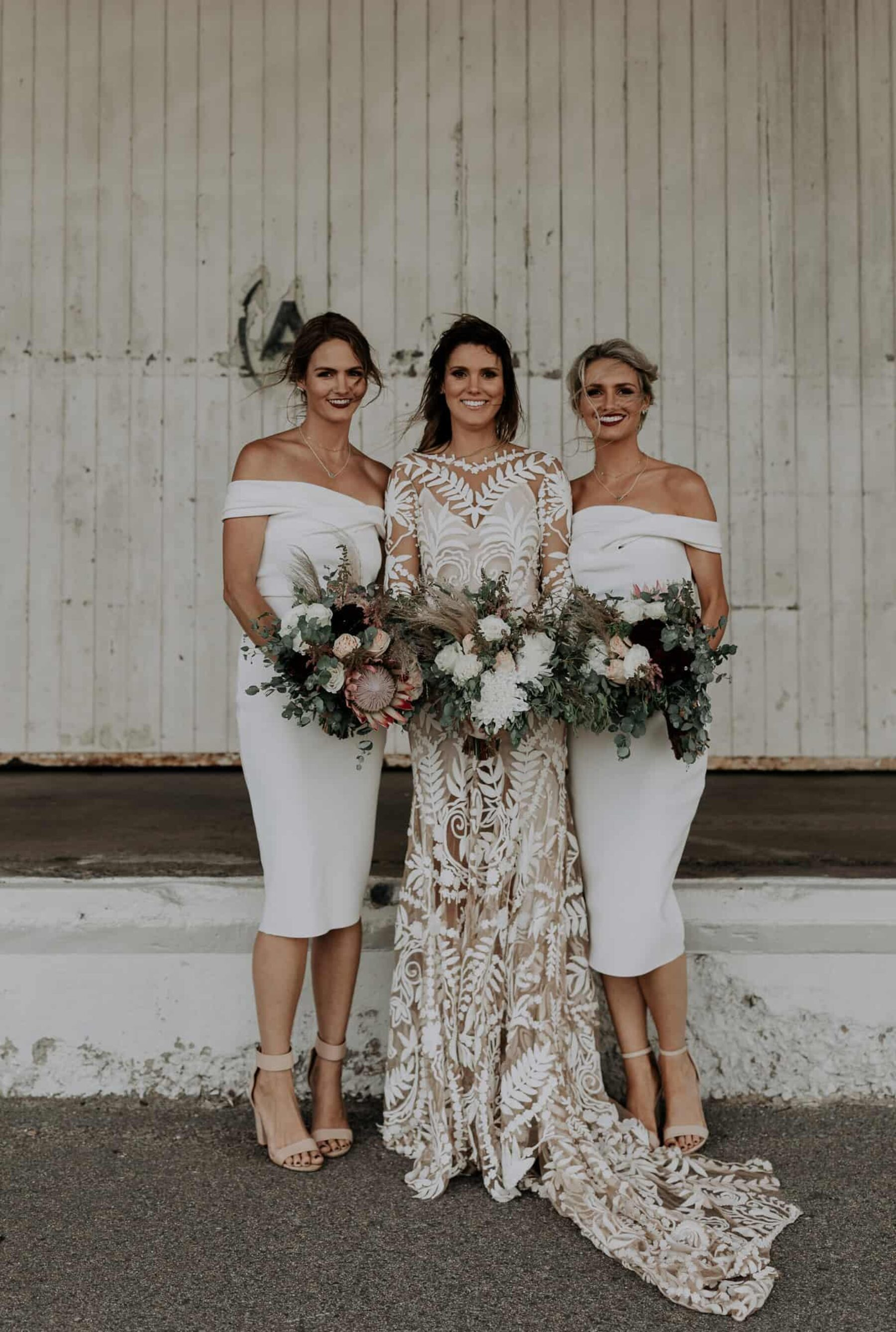 Fremantle wedding at Kidogo Arthouse - photography by Alexandra Cohen