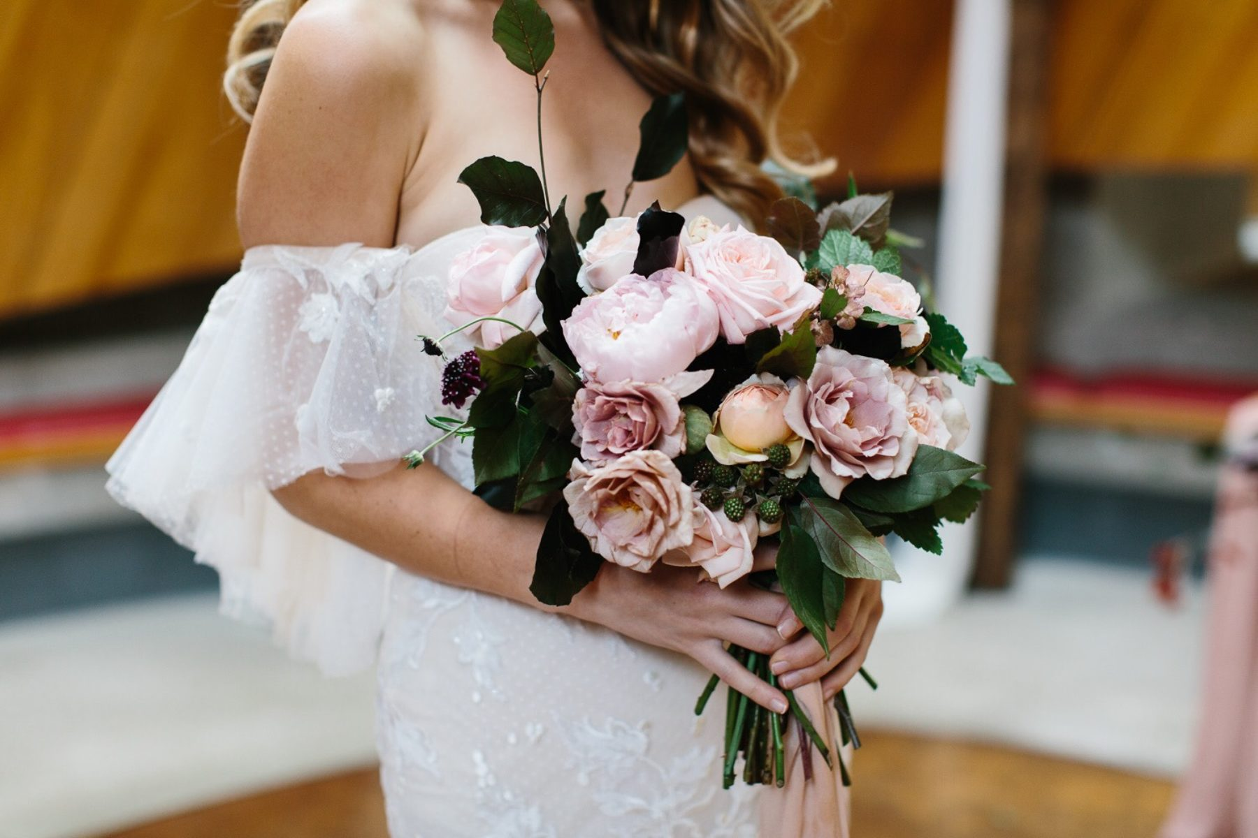 Rven & the Rose - creative wedding florist, Melbourne / Daylesford VIC