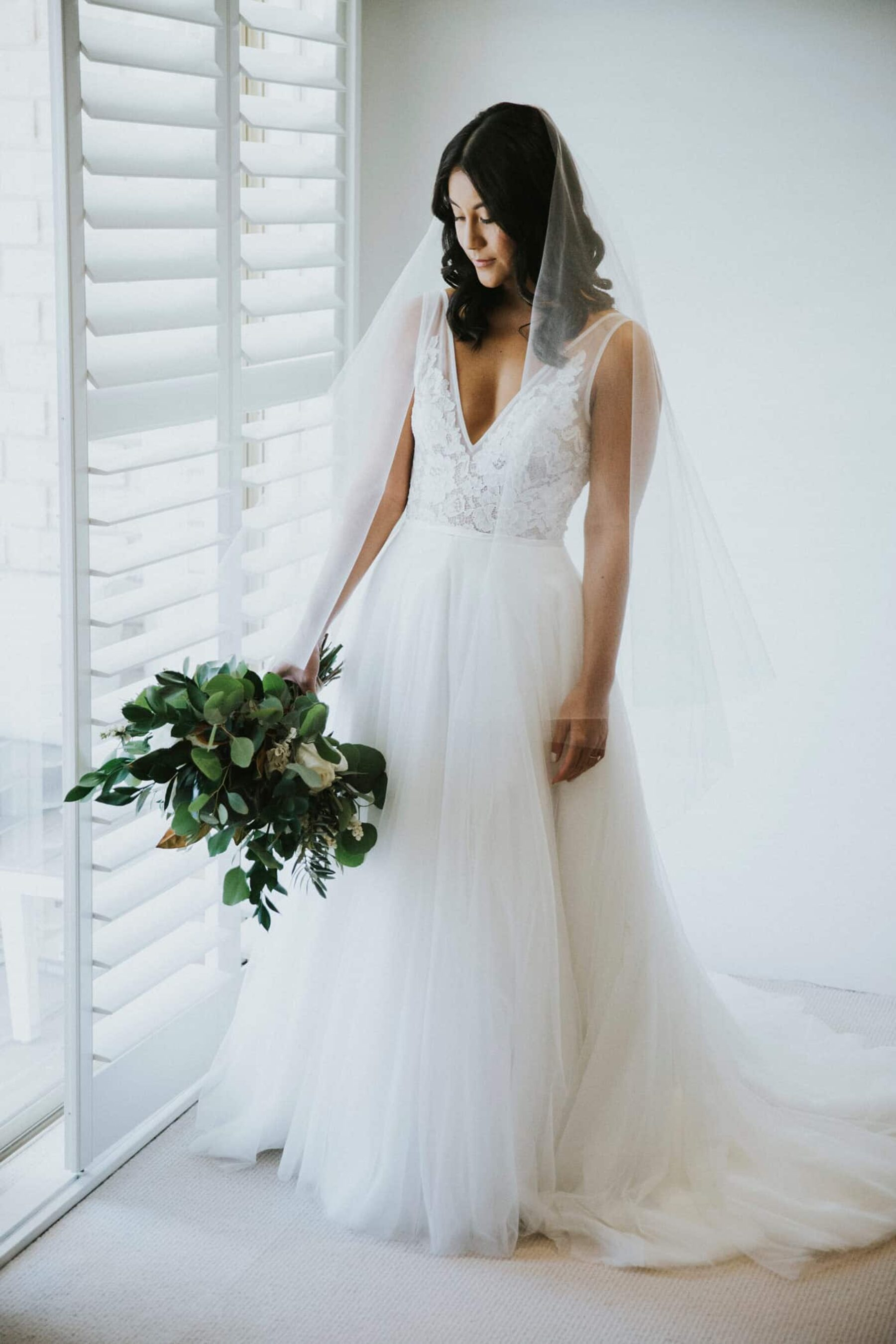 Willow wedding dress from Made with Love Bridal