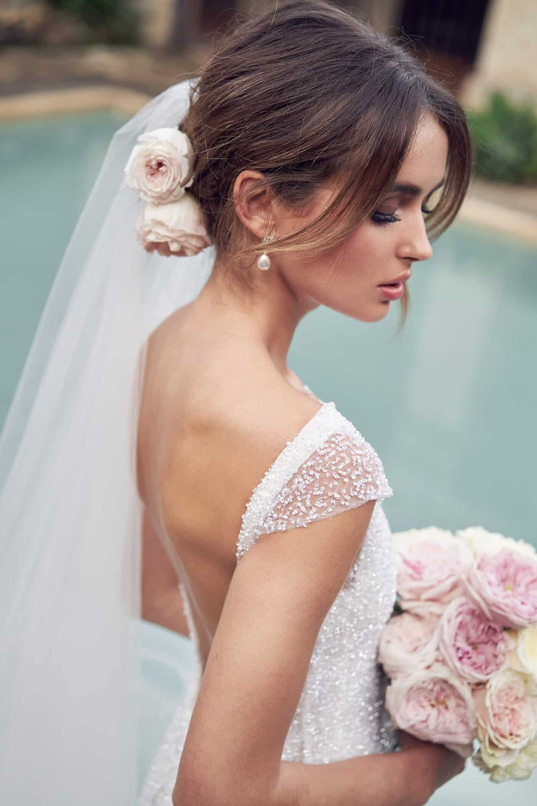 'Wanderlust' bridal collection by Anna Campbell