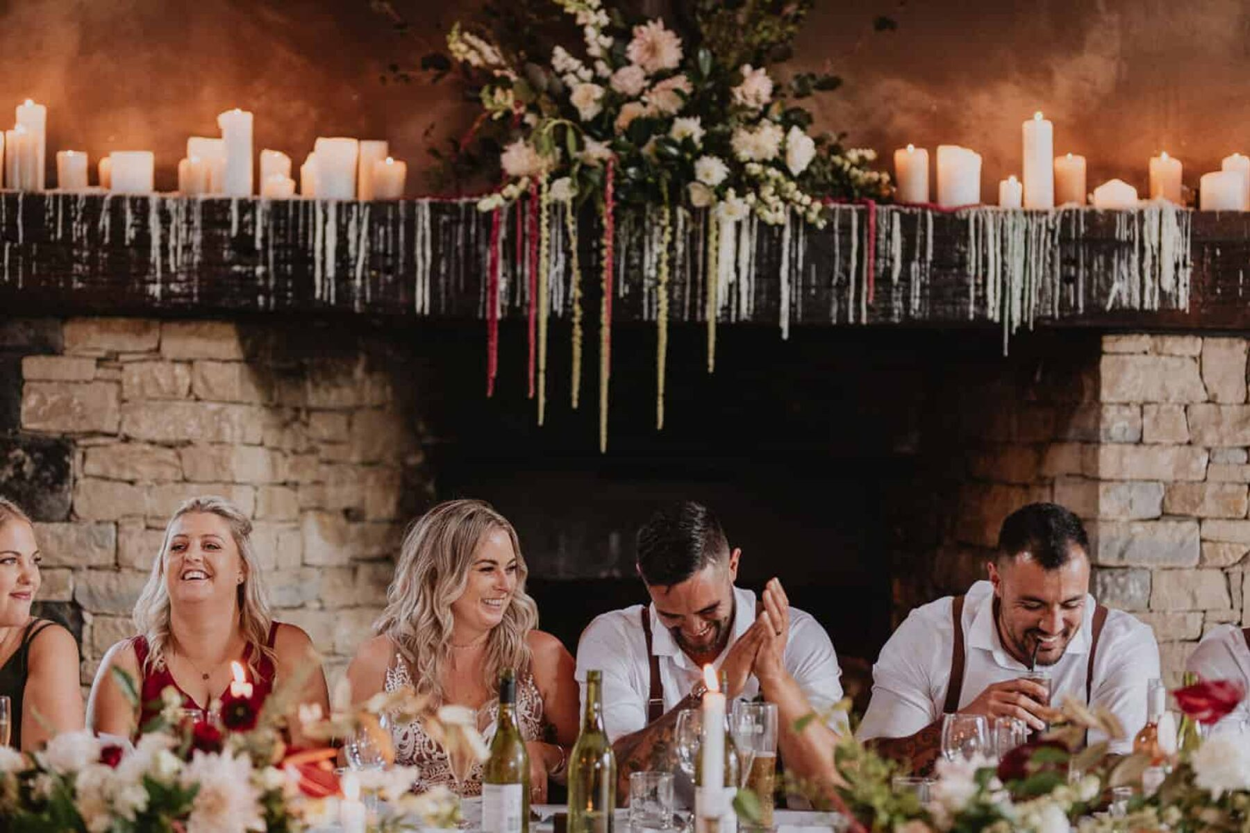 barn wedding at The Stables Auckland