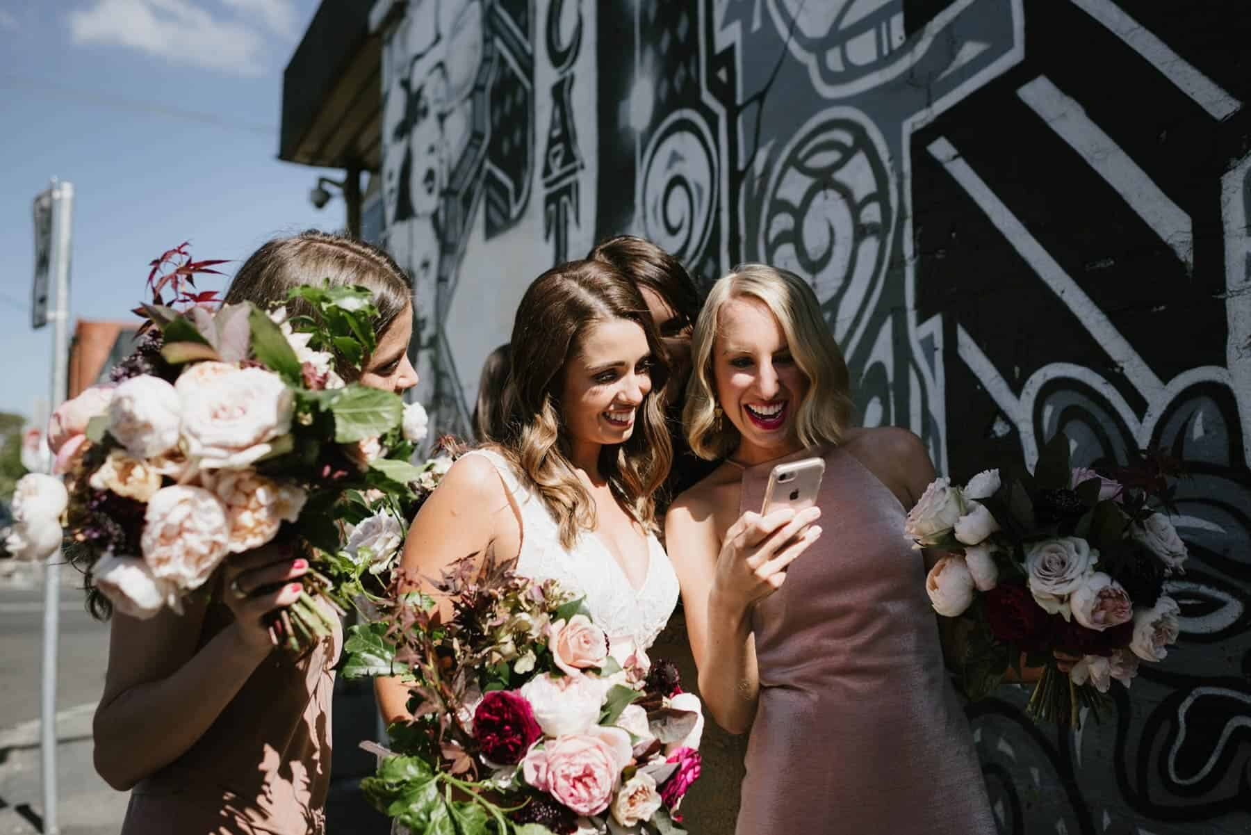 Fitzroy wedding Melbourne / Madeline Druce Photography